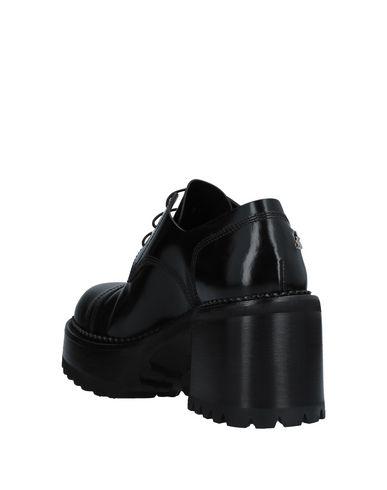 Noir Premiata Chaussures À Chaussures Premiata Lacets qBHwXWvUS