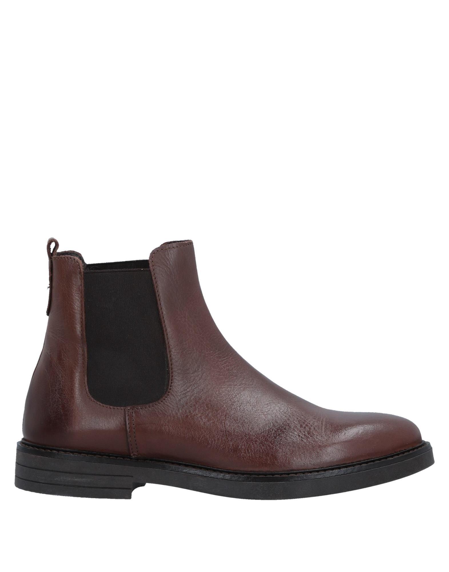 Rabatt echte Schuhe Roberto Della Croce Stiefelette Herren  11530003OK