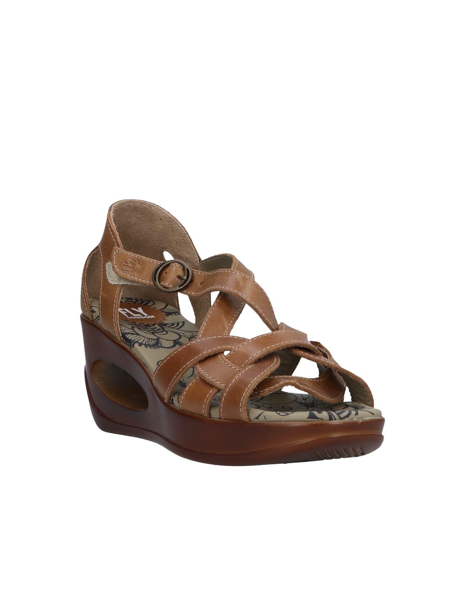 Fly London Sandalen Damen  11530103ME Gute Qualität beliebte Schuhe