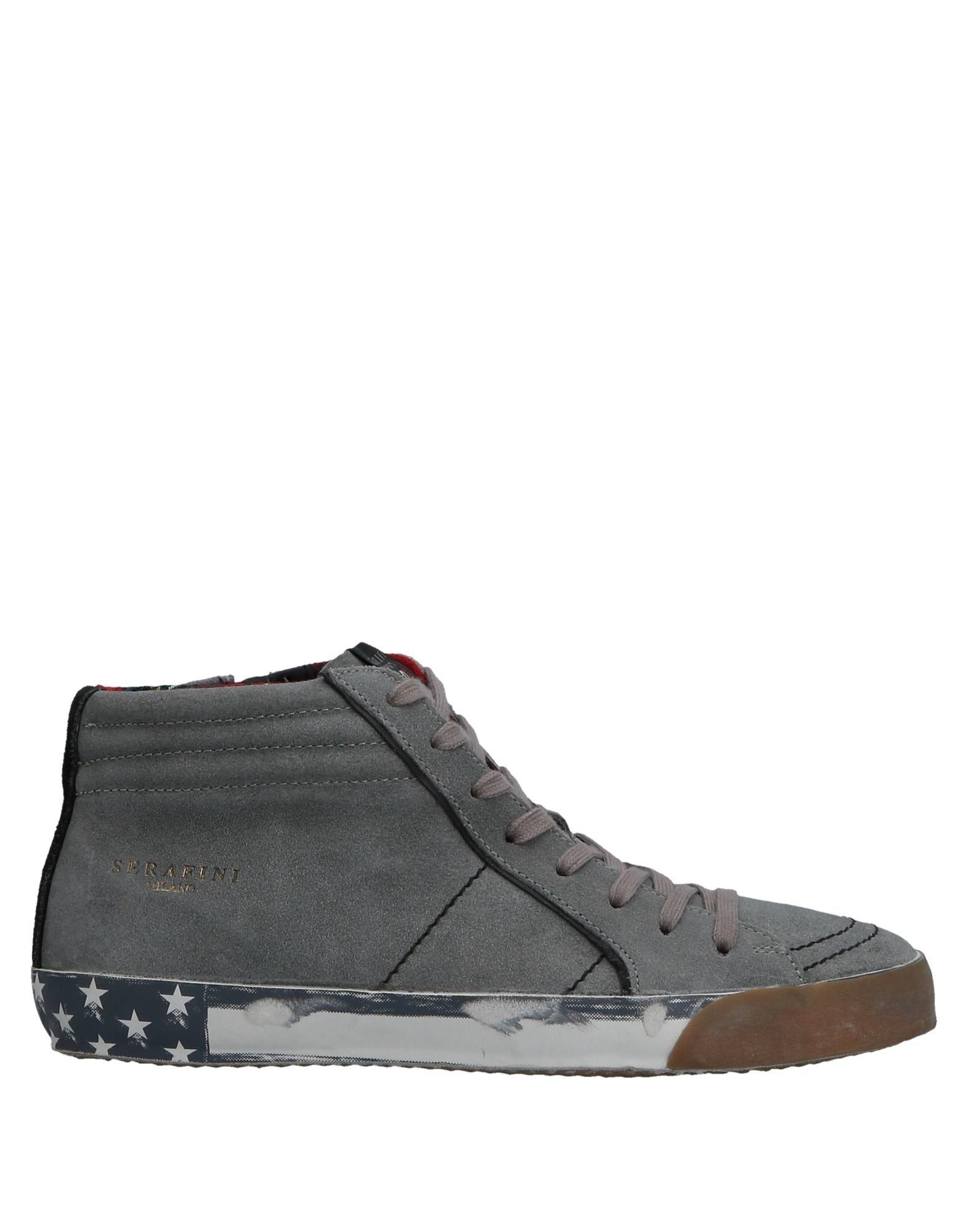 Rabatt echte Schuhe Serafini Sport Sneakers Herren  11530397RT
