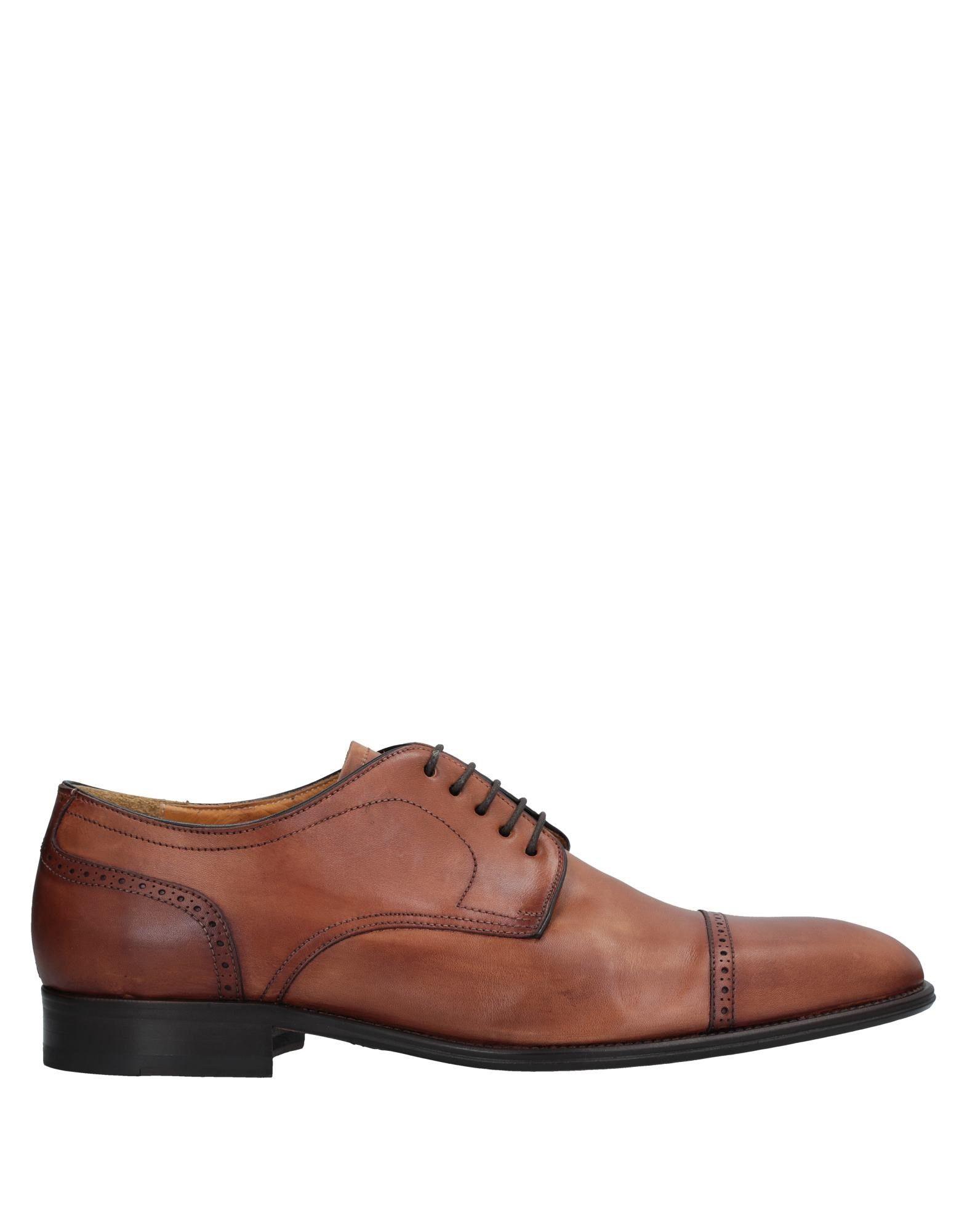 Rabatt echte Schuhe Melluso Schnürschuhe Herren  11530432KX