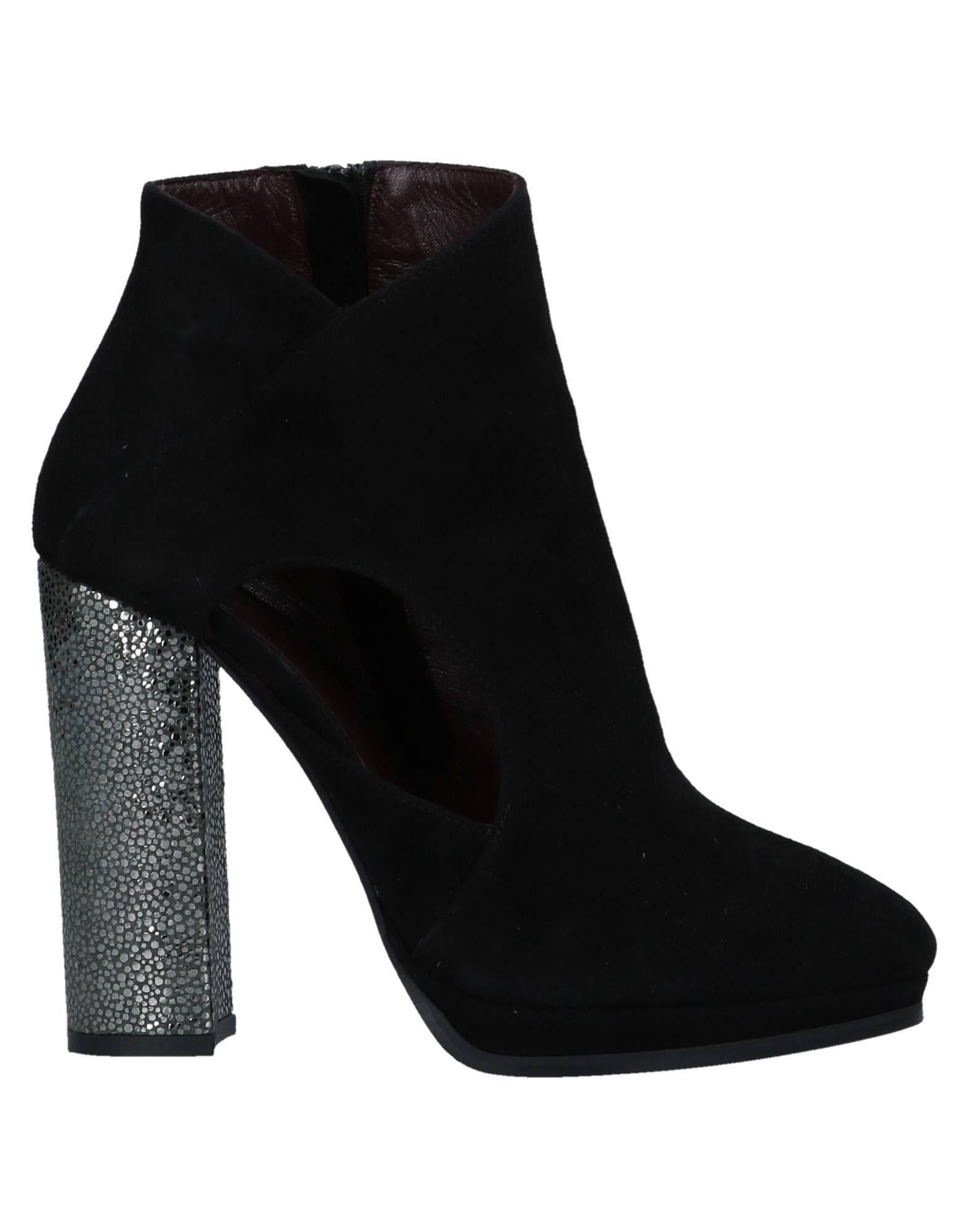 Gut um billige Schuhe zu tragenWo Milano Stiefelette Damen  11530468DA