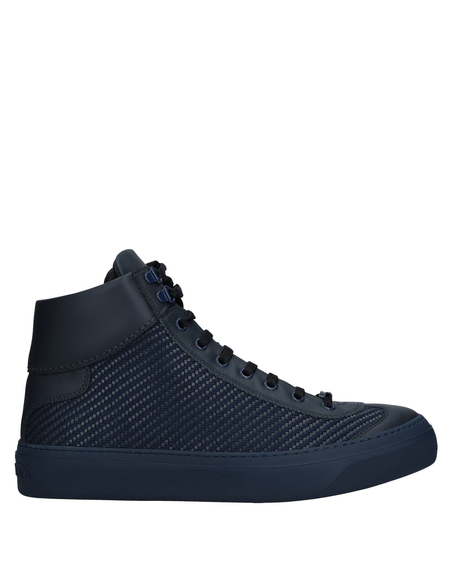 Sneakers Jimmy Choo Uomo - 11530541IF