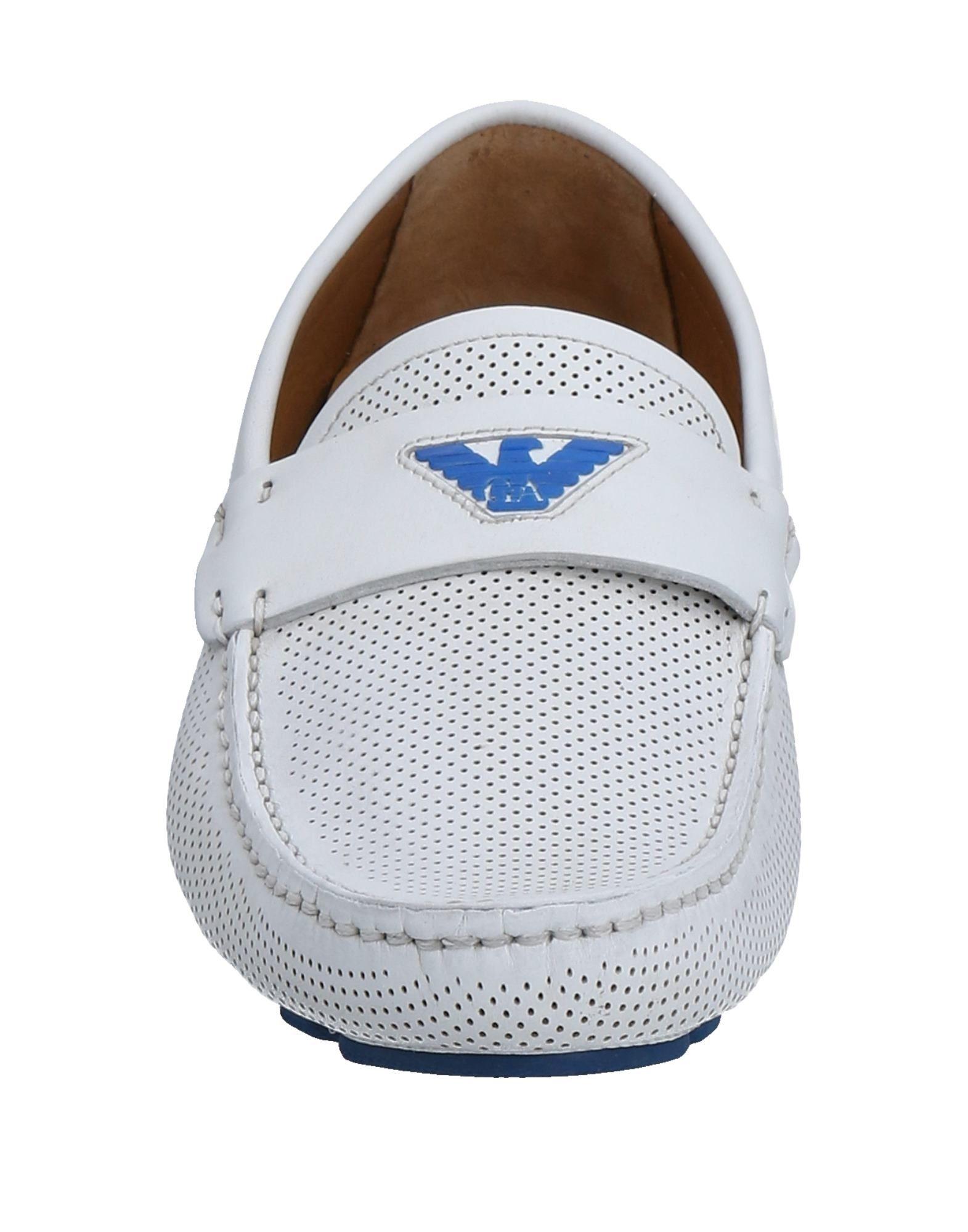Emporio Armani Mokassins Qualität Herren  11530576MM Gute Qualität Mokassins beliebte Schuhe 4199bb