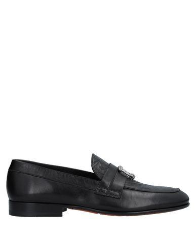 Zapatos con descuento Mocasín John Richmond Hombre - - Mocasines John Richmond - Hombre 11530582CO Negro e983dc