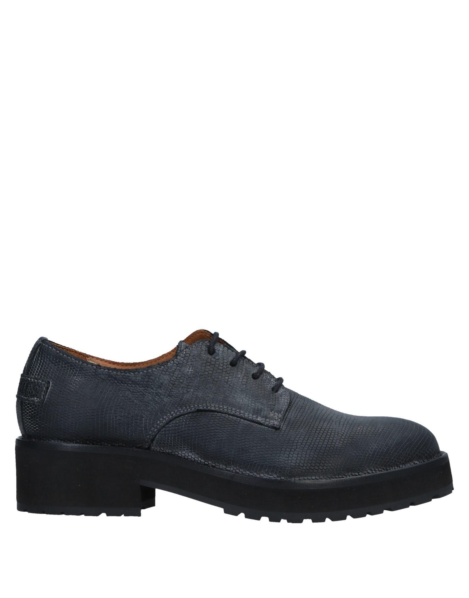 Stilvolle billige Schuhe Shabbies Amsterdam Schnürschuhe Damen  11530641HX