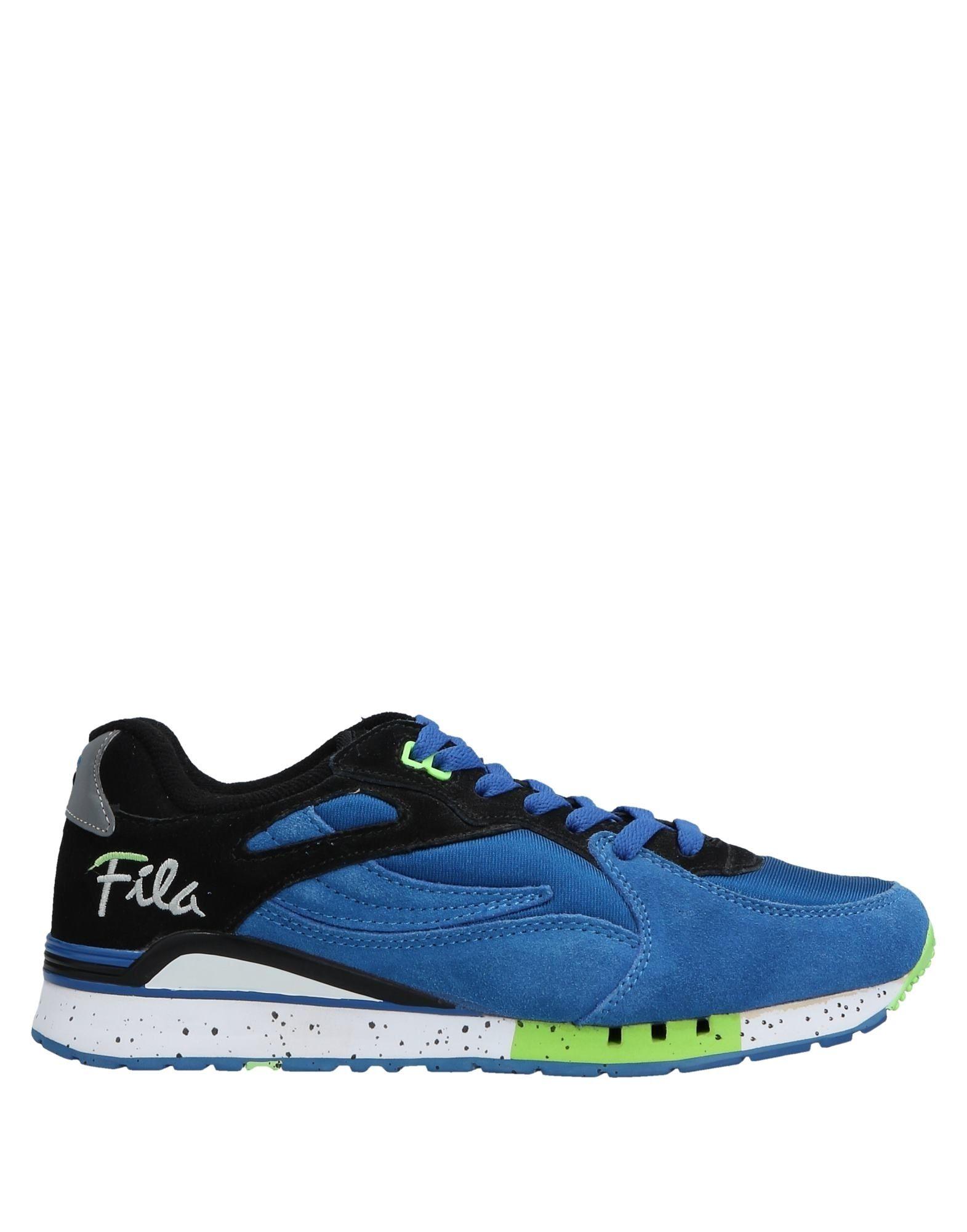 Sneakers Fila Homme - Sneakers Fila  Bleu Les chaussures les plus populaires pour les hommes et les femmes