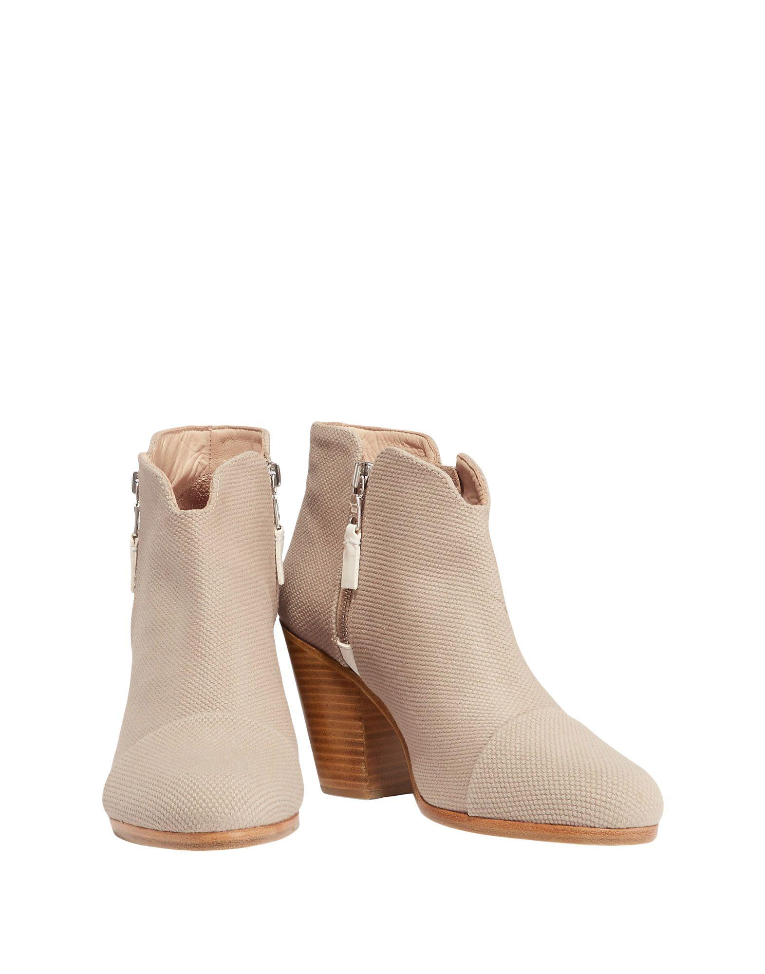 Rabatt Schuhe Rag & Bone Stiefelette Damen  11530683AB