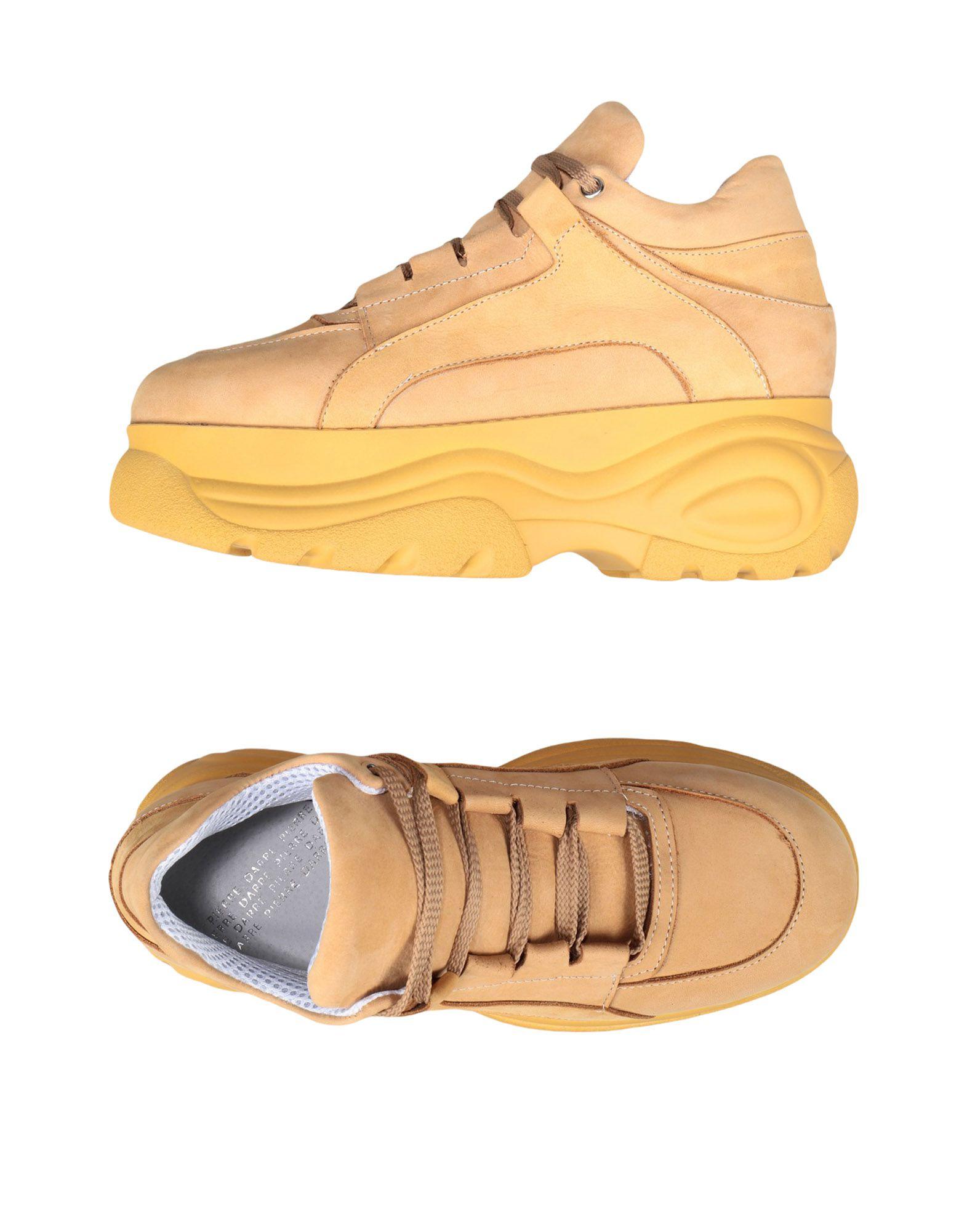 Baskets Pierre Darré Femme - Baskets Pierre Darré Sable Nouvelles chaussures pour hommes et femmes, remise limitée dans le temps