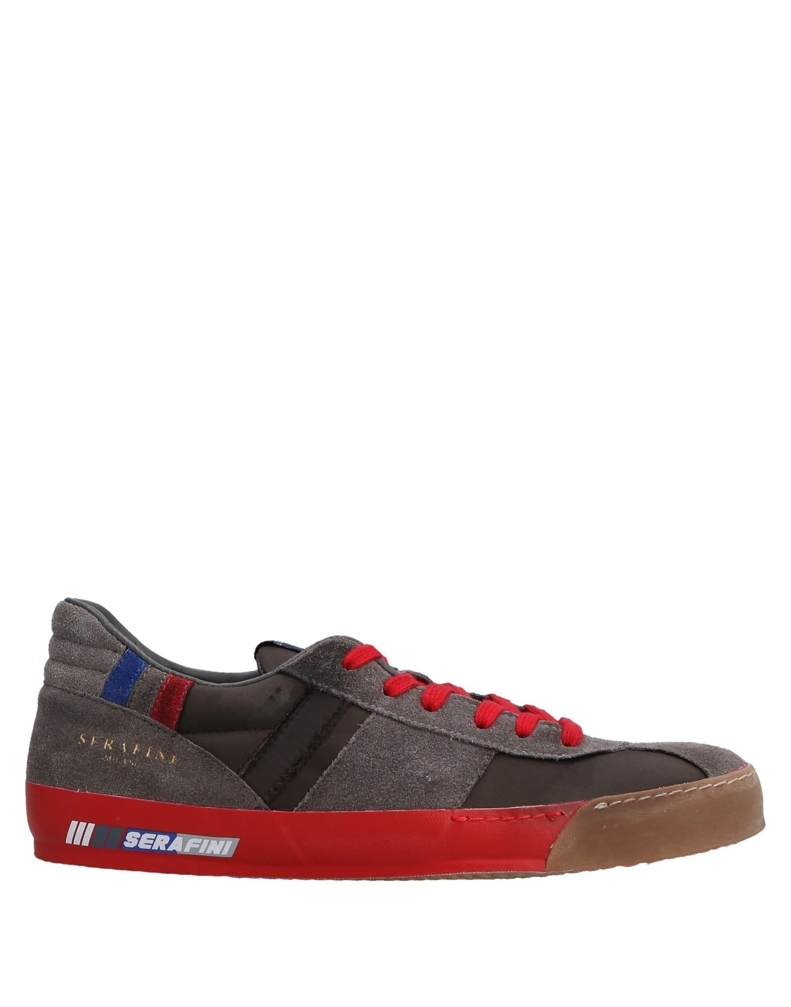 Rabatt echte Schuhe Serafini Luxury Sneakers Herren  11530791SD