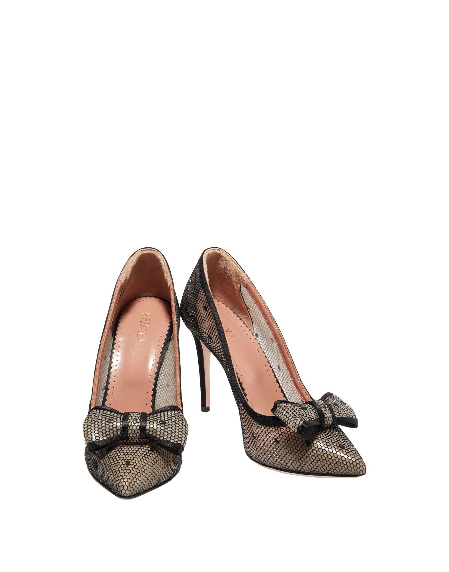 Los zapatos más populares para Zapato hombres y mujeres Zapato para De Salón Red(V) Mujer - Salones Red(V)  Negro 5ec2e7