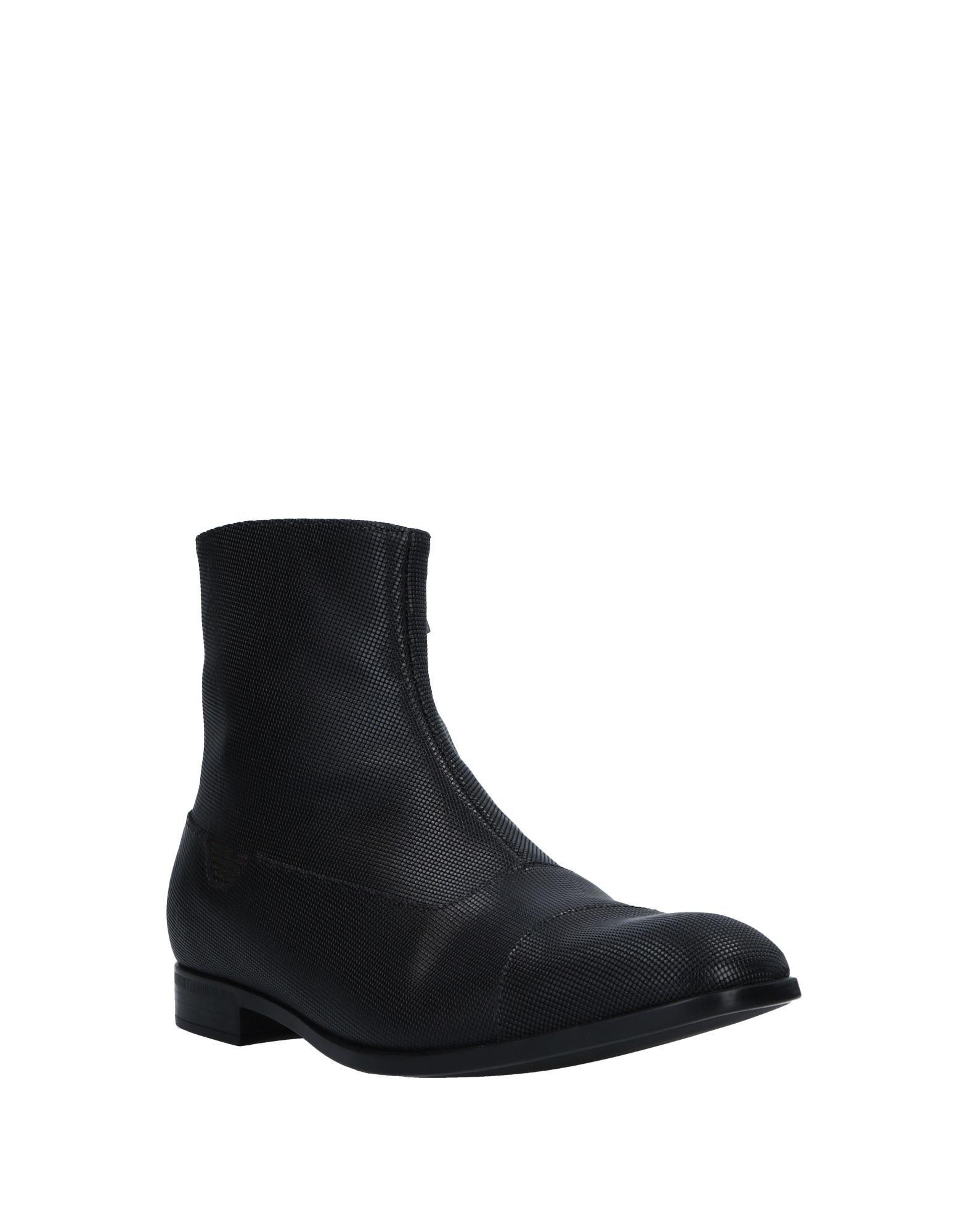 Emporio Armani Boots - Men Emporio Armani Armani Armani Boots online on  United Kingdom - 11530864KE ff8c28