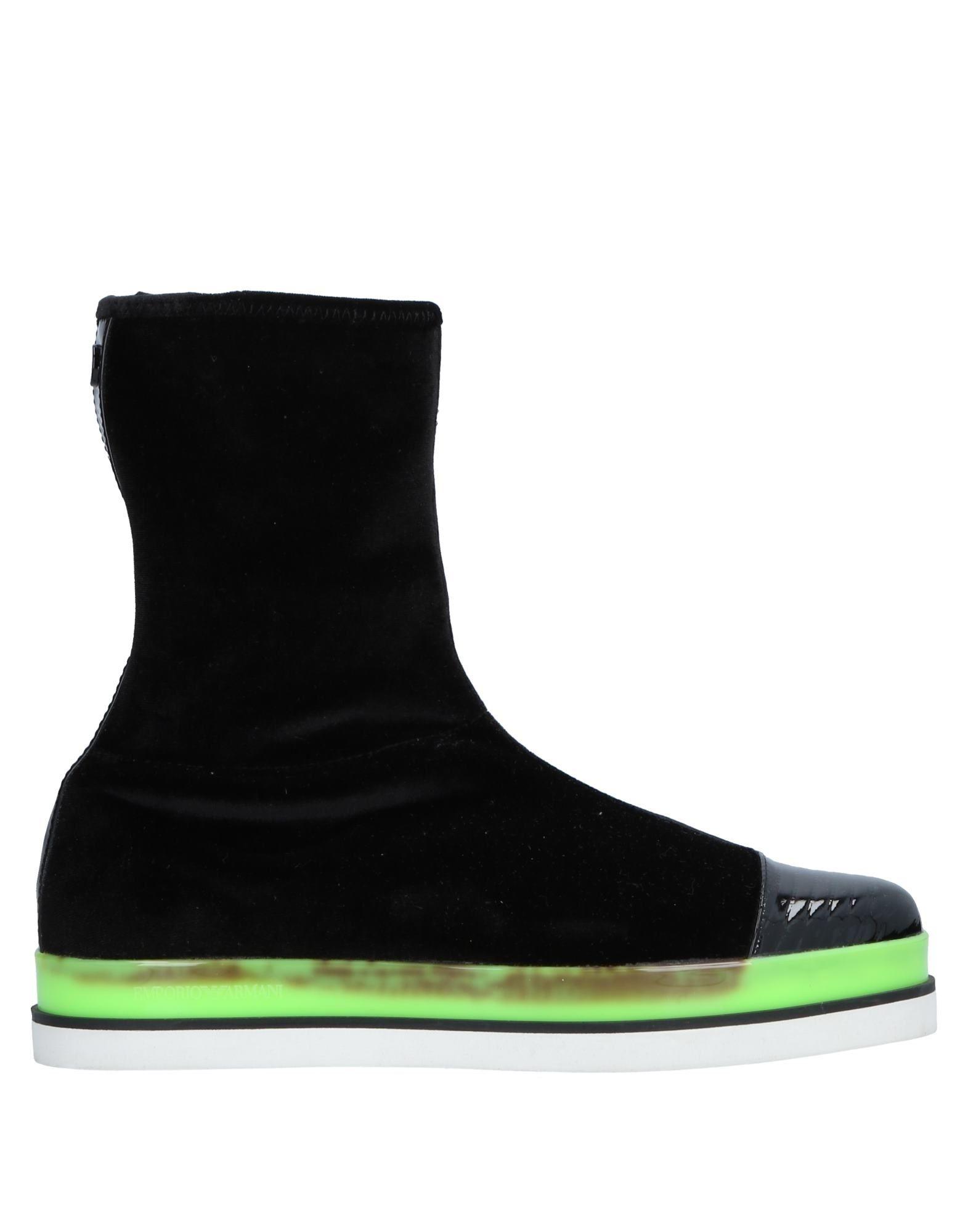 Emporio Armani Stiefelette Damen  11530881KMGut aussehende strapazierfähige Schuhe