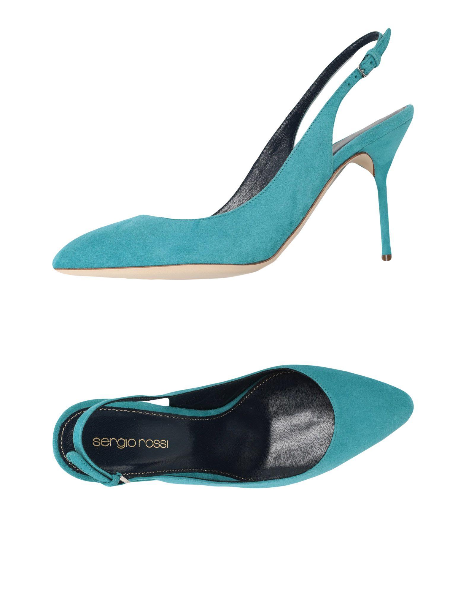 Rabatt Schuhe Sergio Rossi Pumps Damen  11530894BT