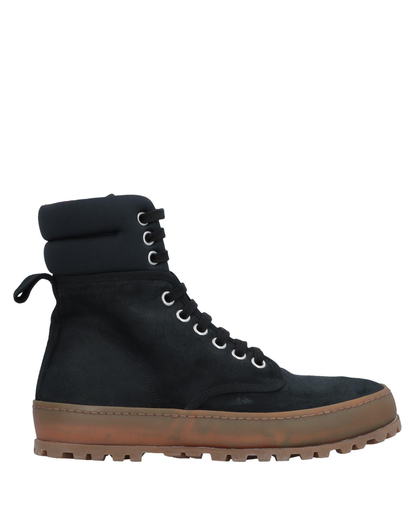 Premiata Stiefelette Herren  11530911JX Heiße Schuhe