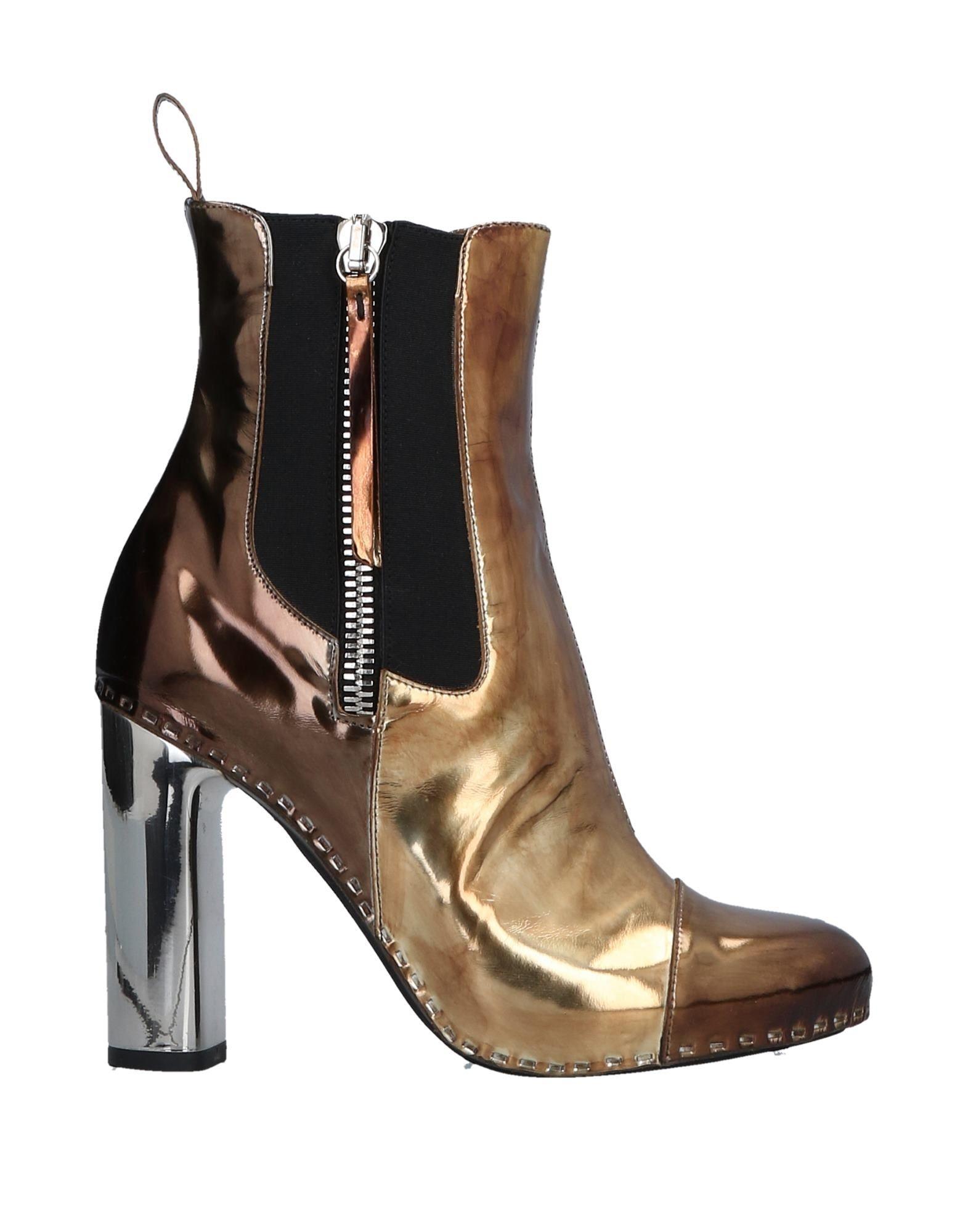 Rabatt Schuhe Premiata Chelsea Boots Damen  11530918GA