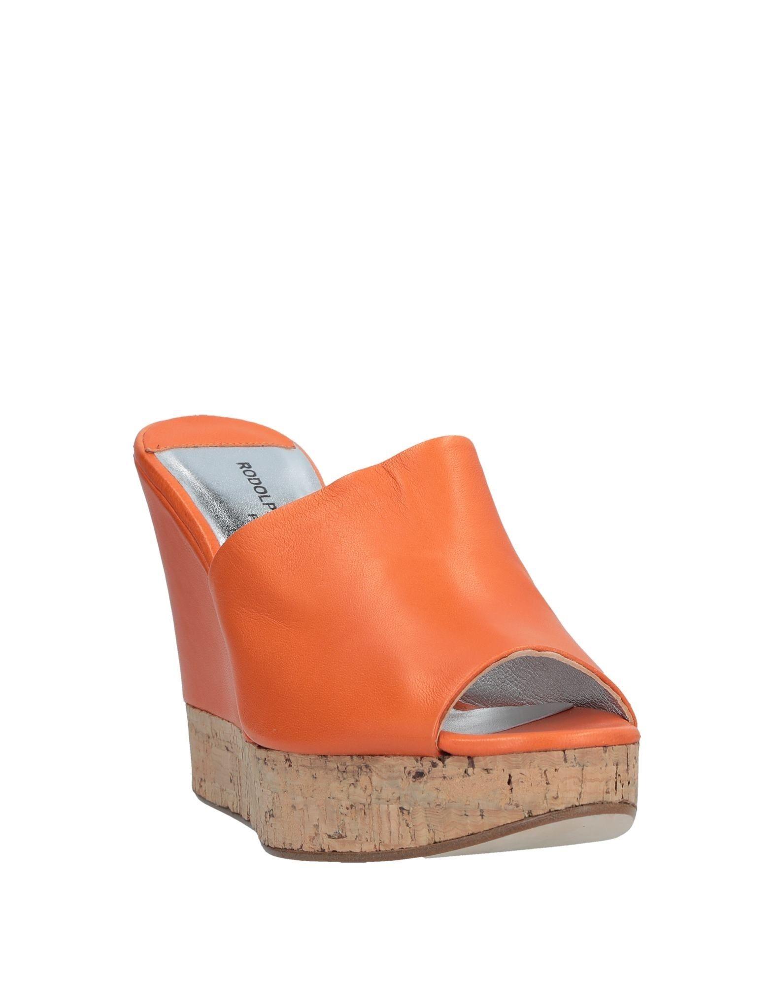 Rabatt Schuhe Rodolphe Menudier Pantoletten 11530920EU Damen  11530920EU Pantoletten 39fa9f