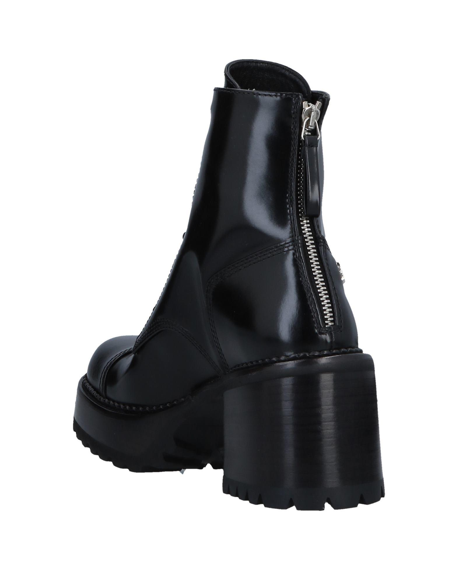 Premiata Stiefelette aussehende Damen  11530968JLGünstige gut aussehende Stiefelette Schuhe 41a65c