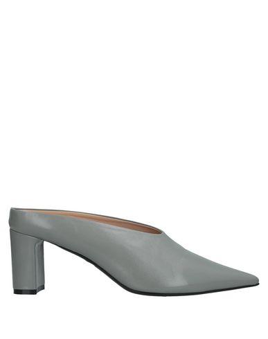 Zapatos especiales para hombres y mujeres - Zuecos Erika Cavallini Mujer - mujeres Zuecos Erika Cavallini - 11531046WA Gris 16f1ac