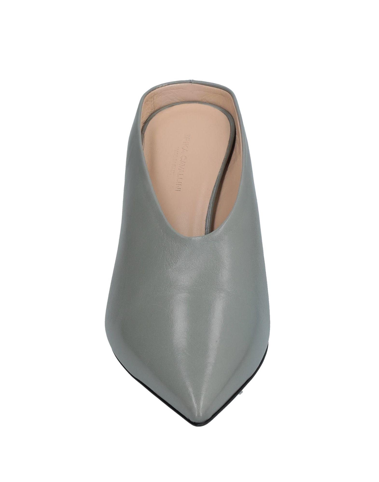 Erika Damen Cavallini Pantoletten Damen Erika  11531046WA Beliebte Schuhe a06826
