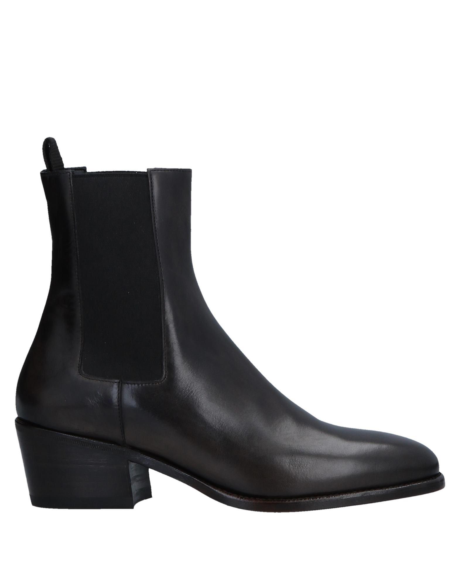 Bottillons Premiata Femme - Bottillons Premiata Anthracite Dernières chaussures discount pour hommes et femmes