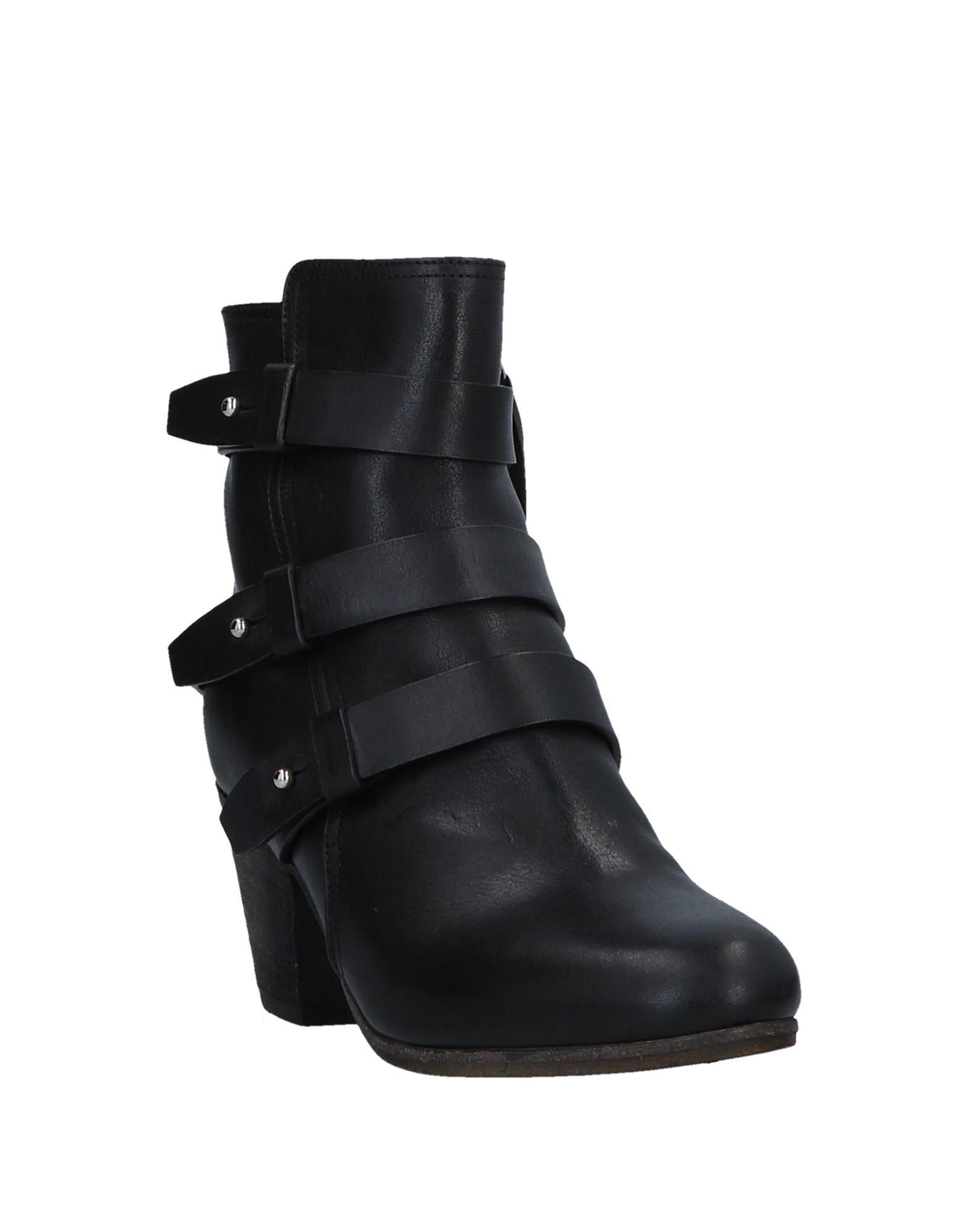 Premiata Stiefelette aussehende Damen  11531078QSGünstige gut aussehende Stiefelette Schuhe d5acff
