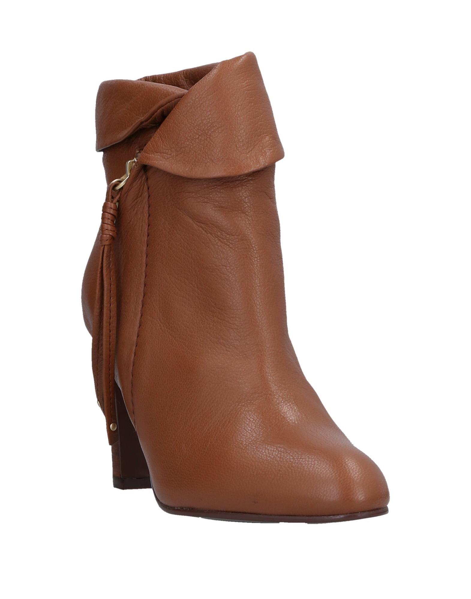 Rabatt Stiefelette Schuhe See By Chloé Stiefelette Rabatt Damen  11531172PM 56bcf6