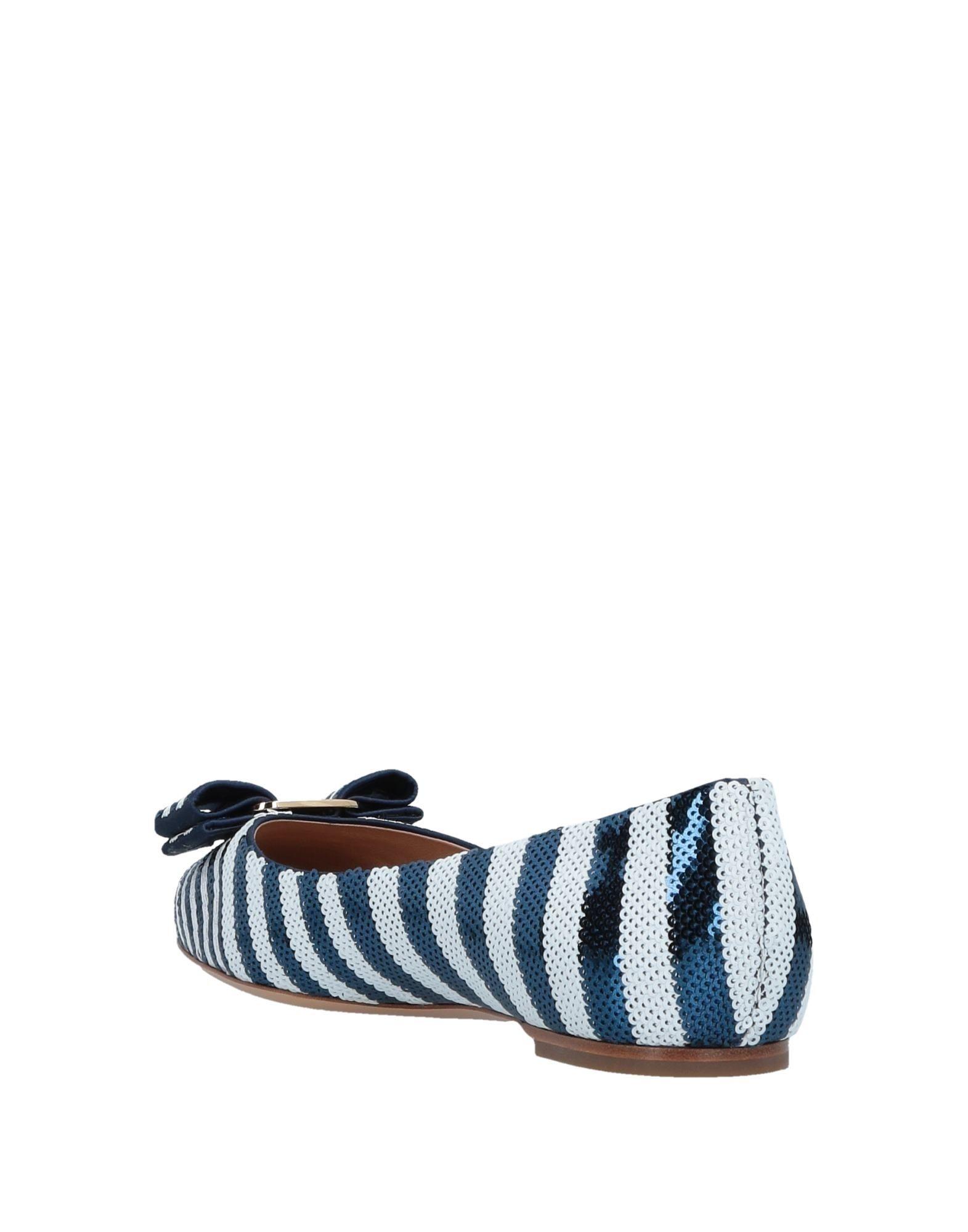 Salvatore Ferragamo Ballerinas Damen  11531199MOGünstige gut aussehende Schuhe