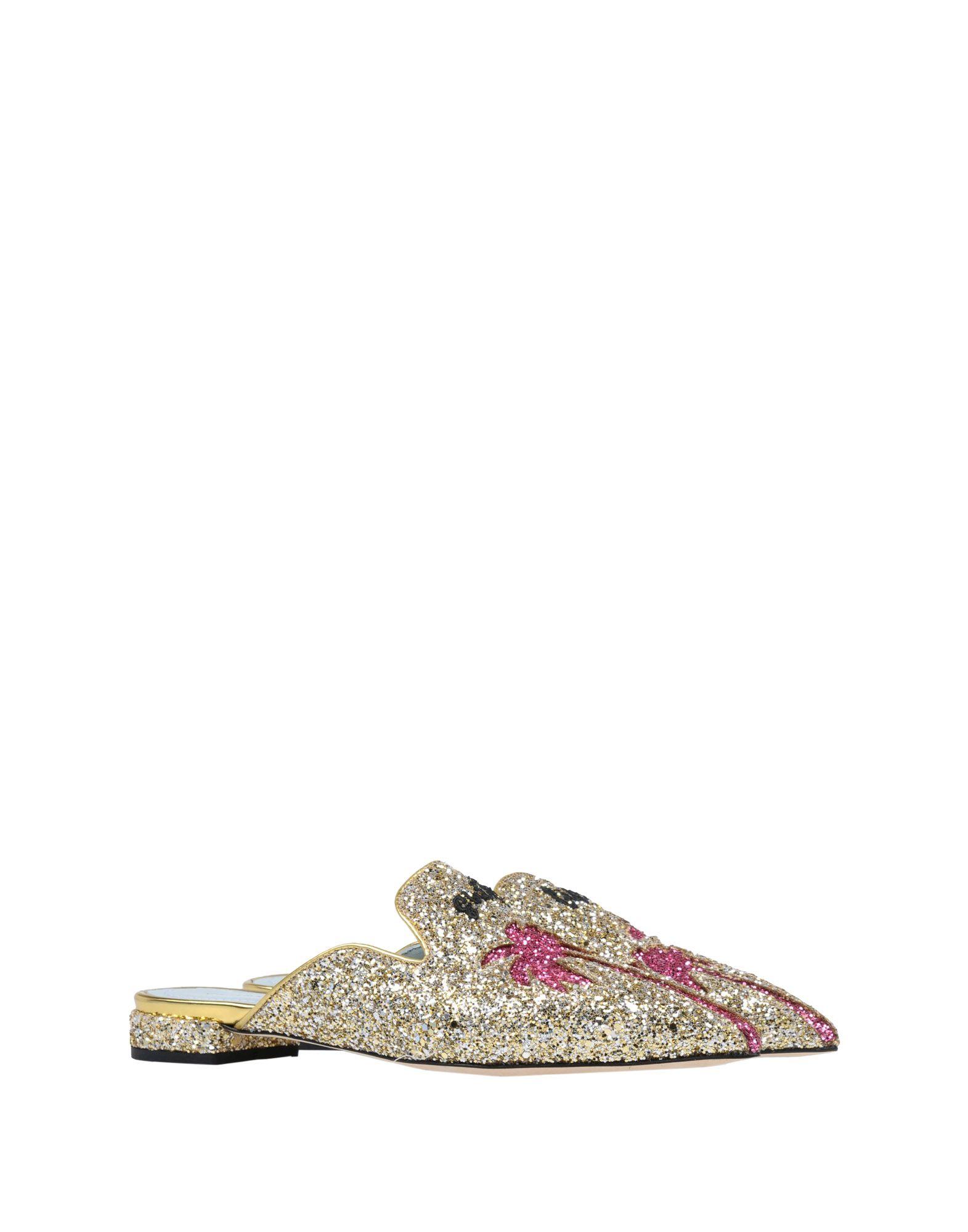 Stilvolle billige Damen Schuhe Chiara Ferragni Pantoletten Damen billige 11531203NX ab20b3