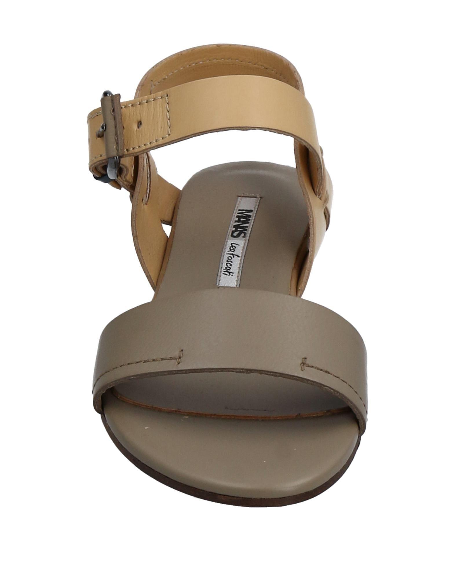 Manas Lea Foscati Sandalen Damen  Schuhe 11531331CD Gute Qualität beliebte Schuhe  f069f3