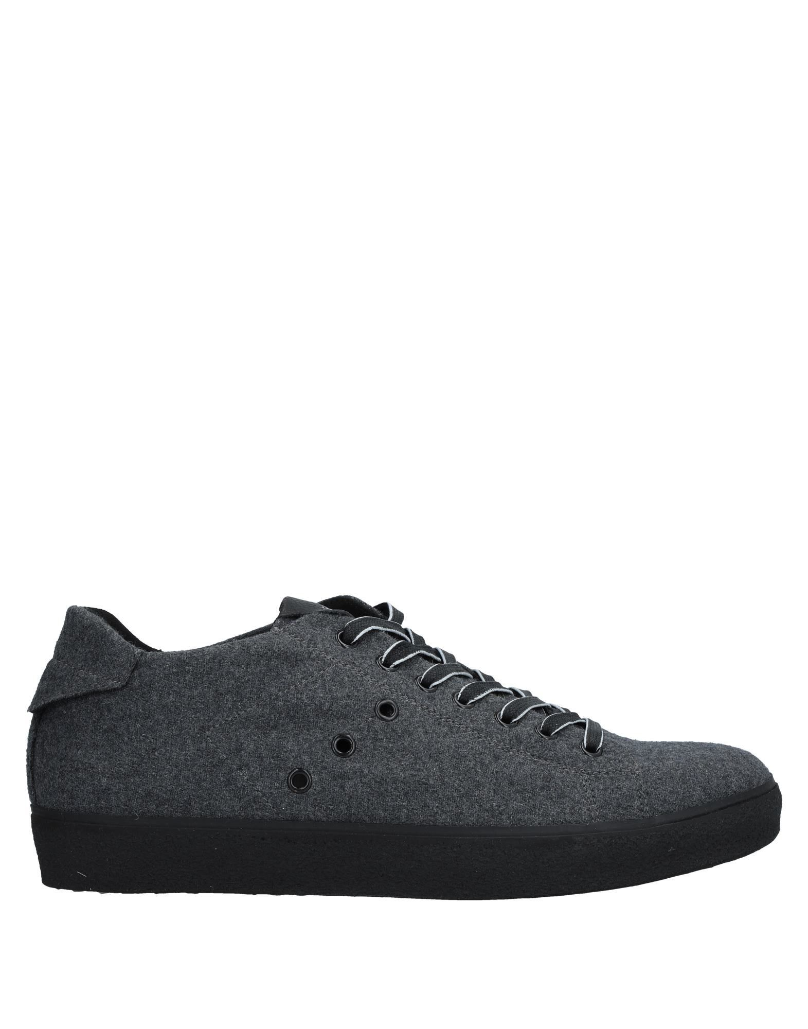 Sneakers Leather Crown Uomo - 11531462GF