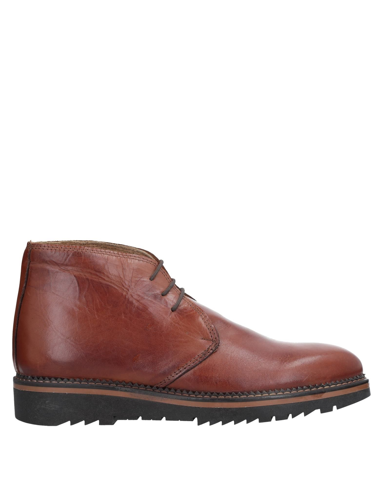 Rabatt echte Schuhe Roberto Della Croce Stiefelette Herren  11531623AP