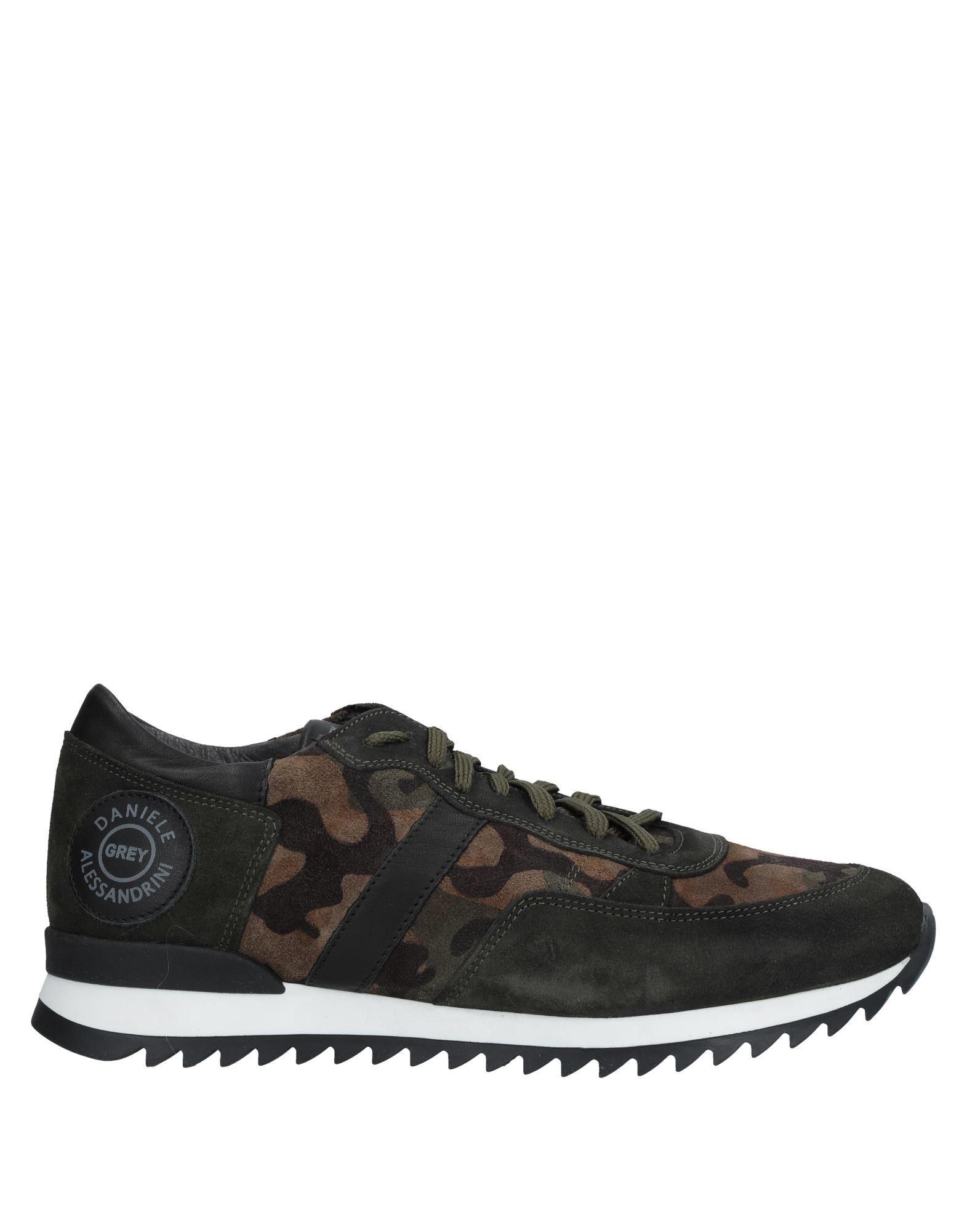 Daniele Alessandrini Herren Sneakers Herren Alessandrini  11531626PM 07df37