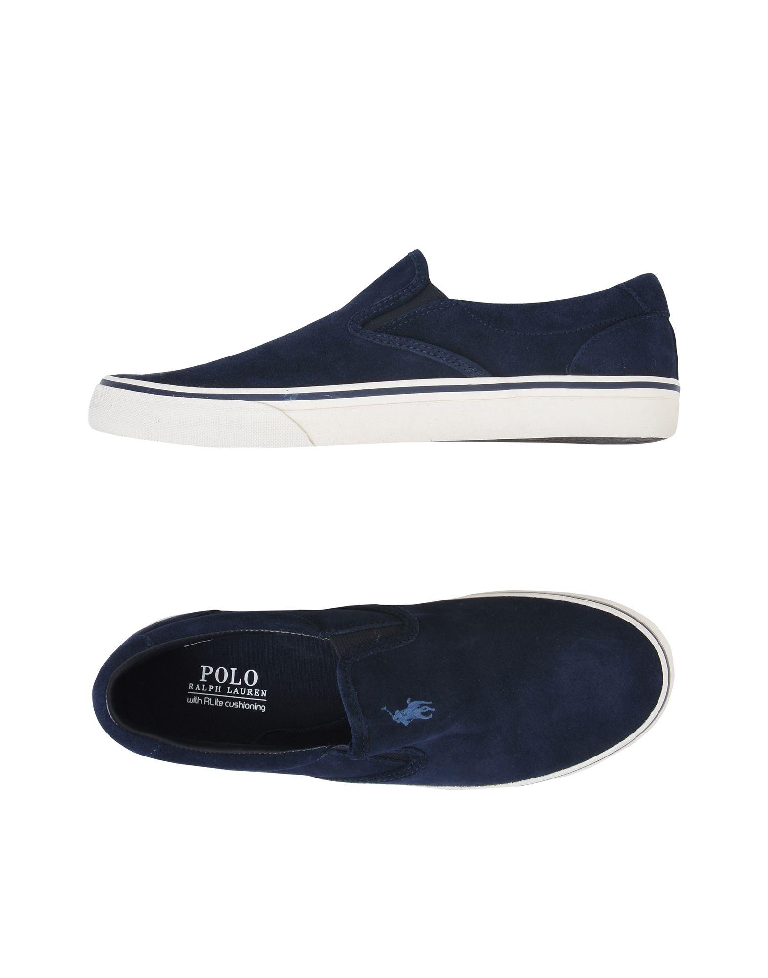 Rabatt echte Schuhe Polo Ralph Lauren Sneakers Herren  11531691PN