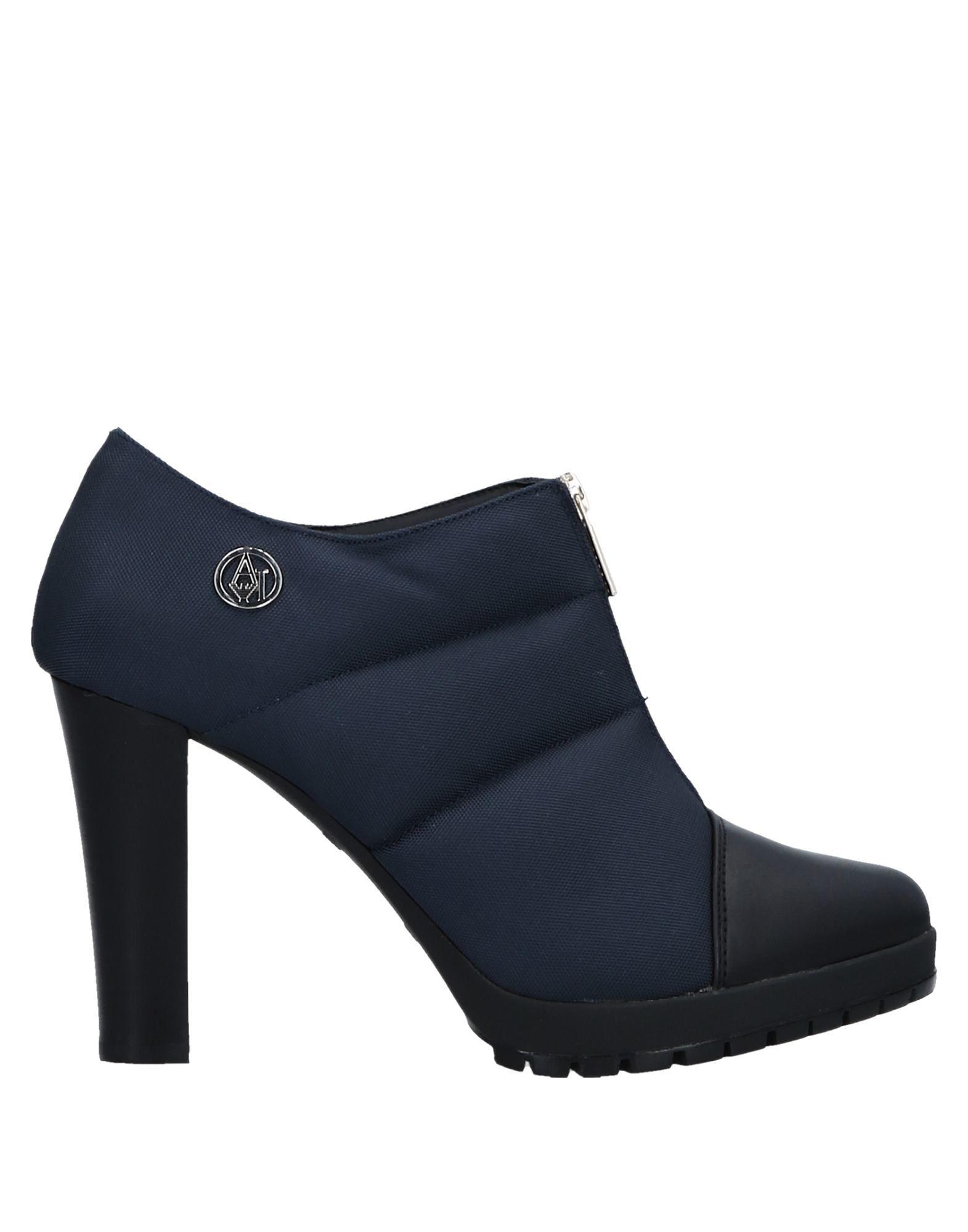 Azul Azul Azul oscuro Botín Armani Jeans Mujer - Botines Armani Jeans eaa4ee