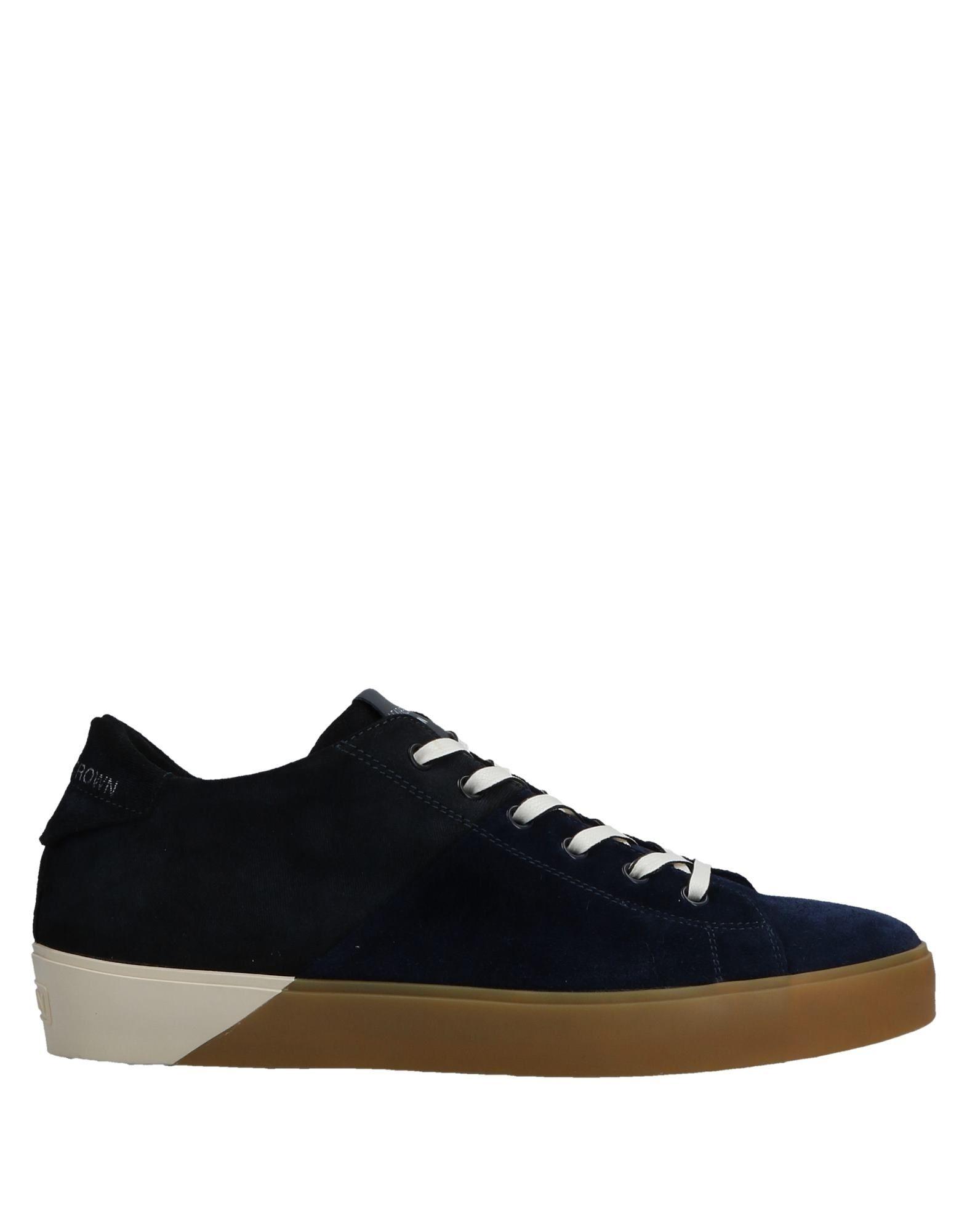 Leather Crown Sneakers Herren  11531737ND Gute Qualität beliebte Schuhe
