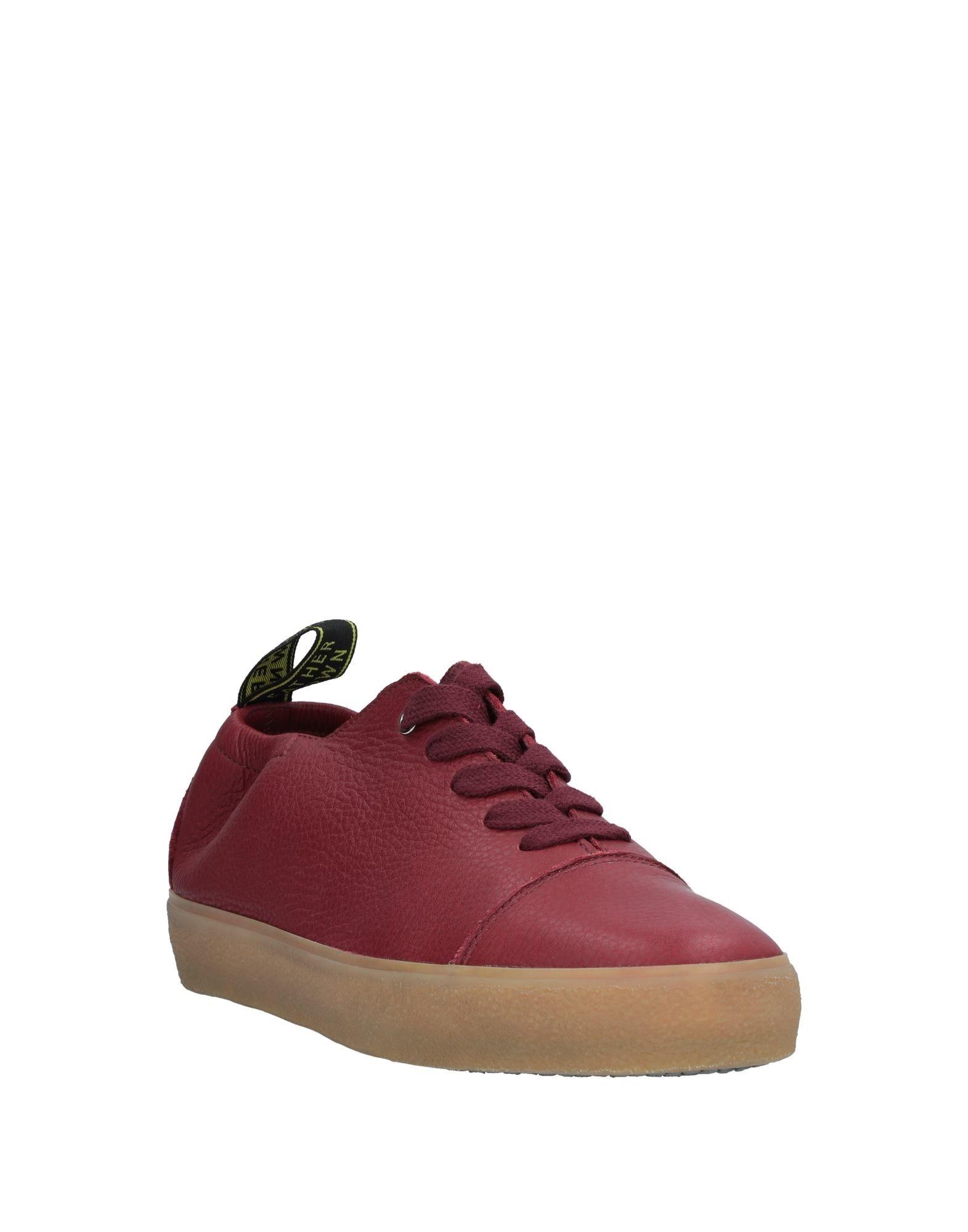 Rabatt echte Schuhe Leder Crown 11531746EI Sneakers Herren  11531746EI Crown 796207