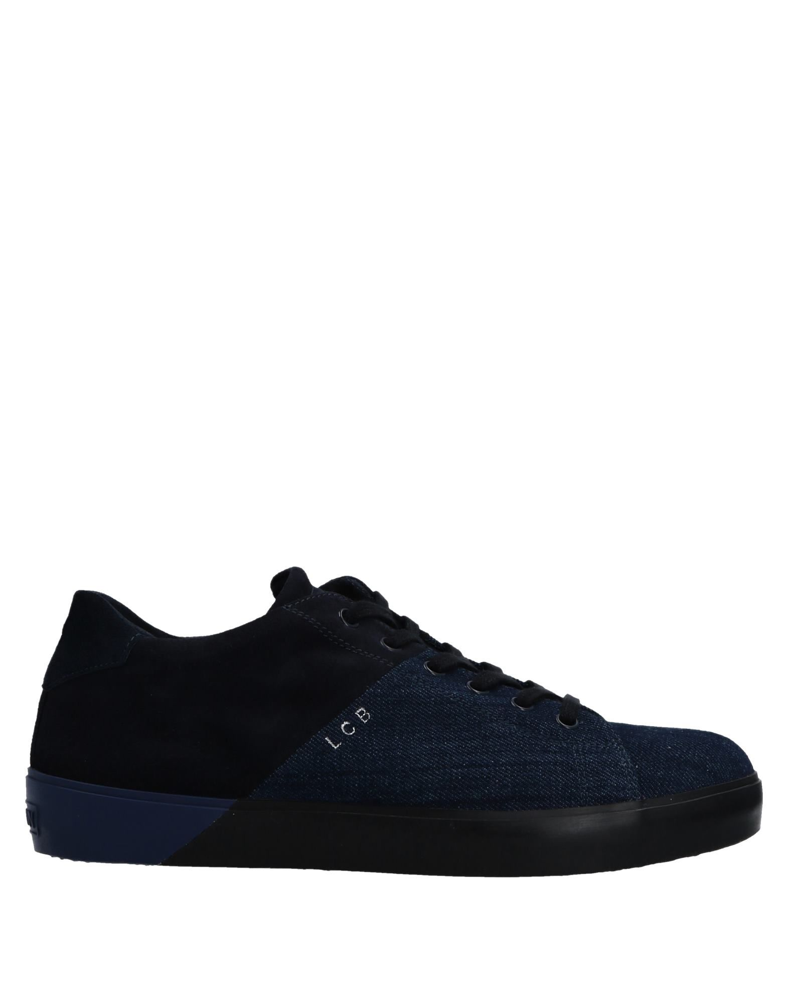 Leather Crown Sneakers Herren  11531756HI 11531756HI  540993