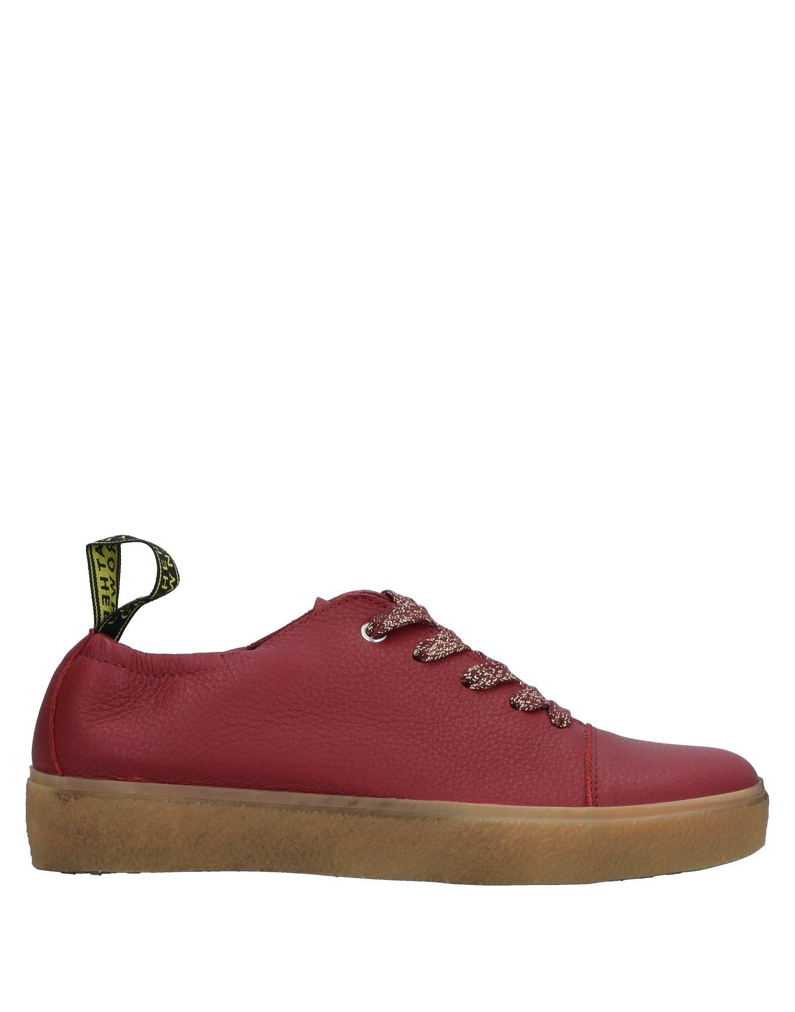 Gut um billige Damen Schuhe zu tragenLeather Crown Sneakers Damen billige  11531782XW 7656fc