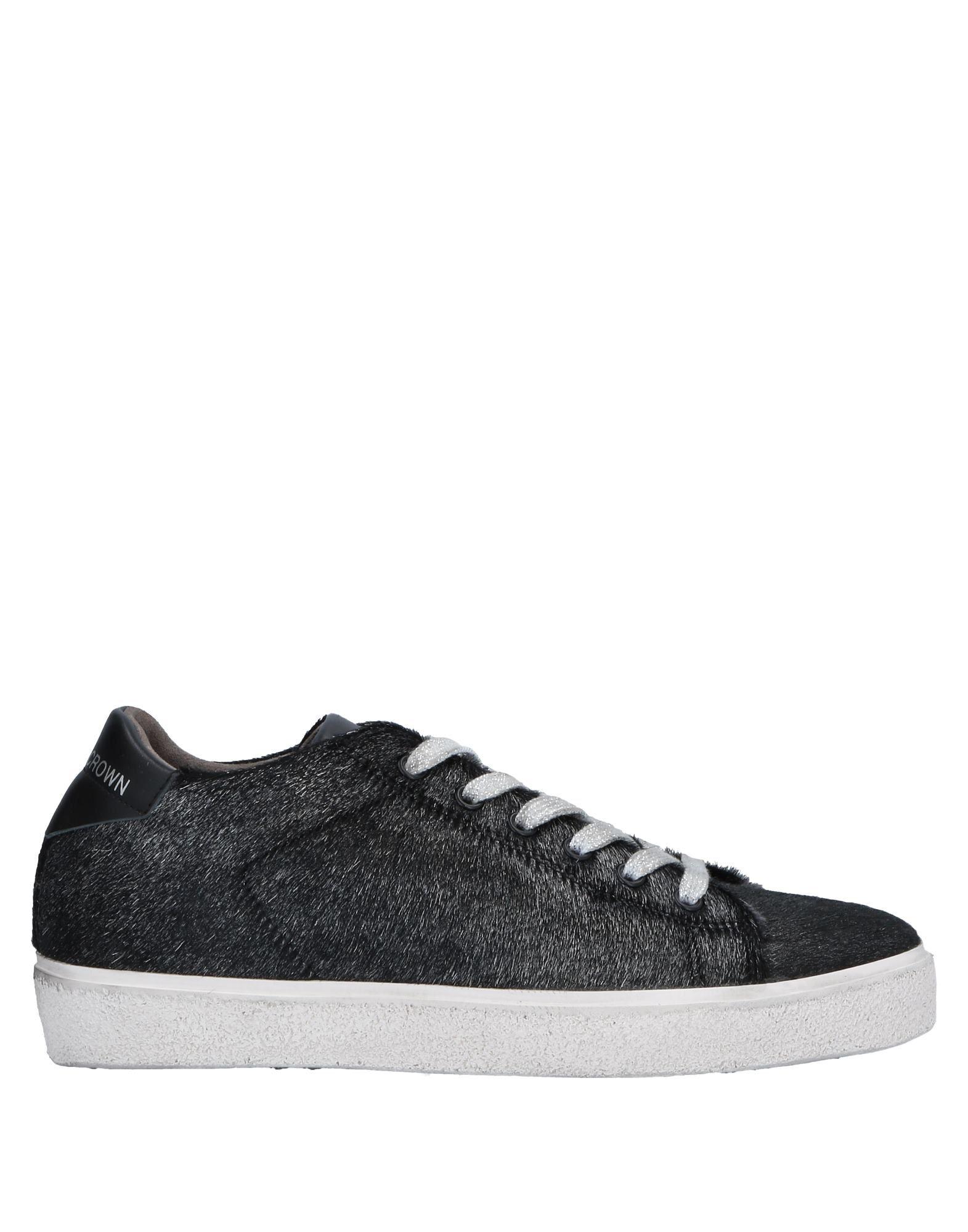 Leather Crown Sneakers Damen  11531801APGut aussehende strapazierfähige Schuhe