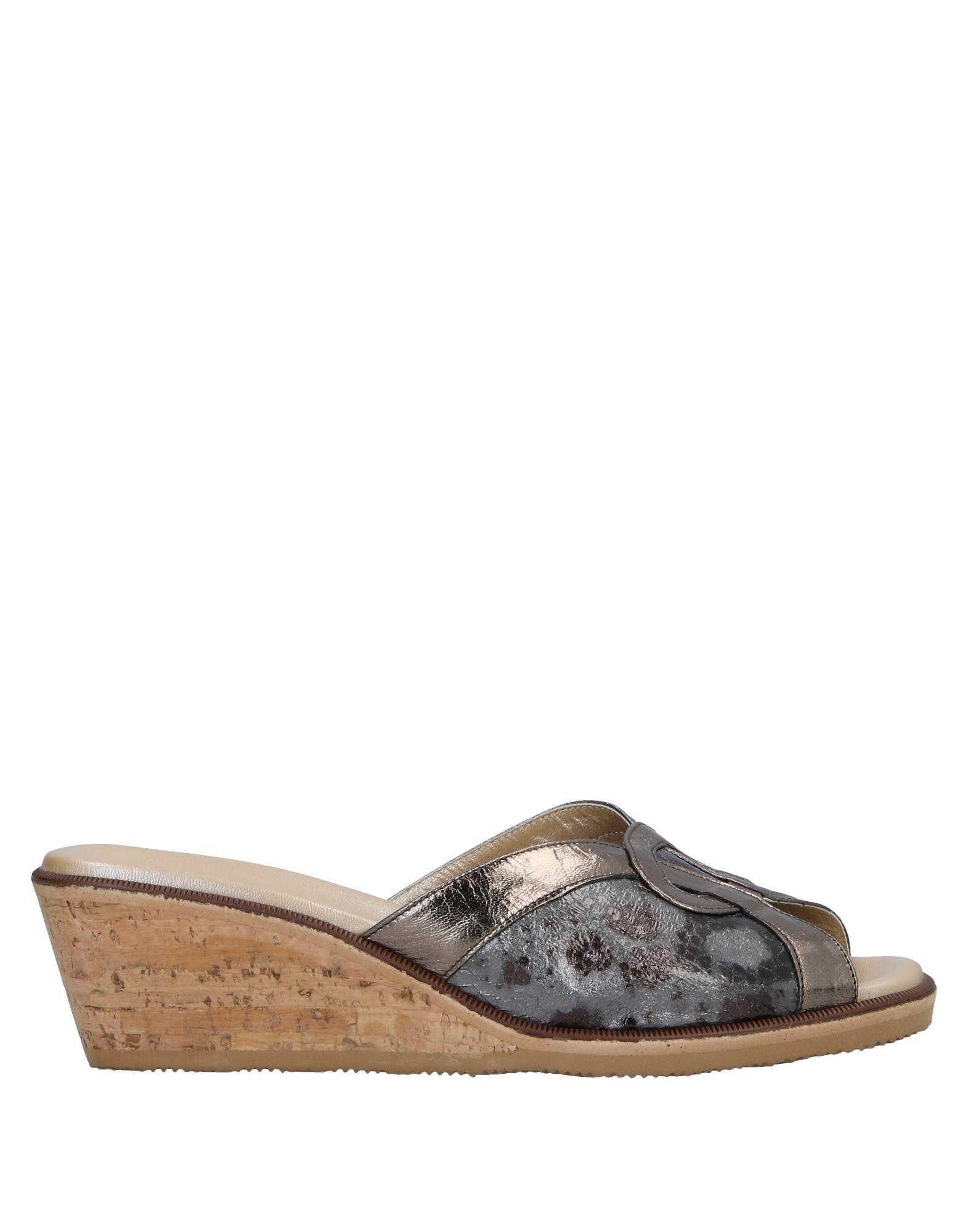 Ice® F.Lli Diomedi Pantoletten Damen  11531829MV Gute Qualität beliebte Schuhe