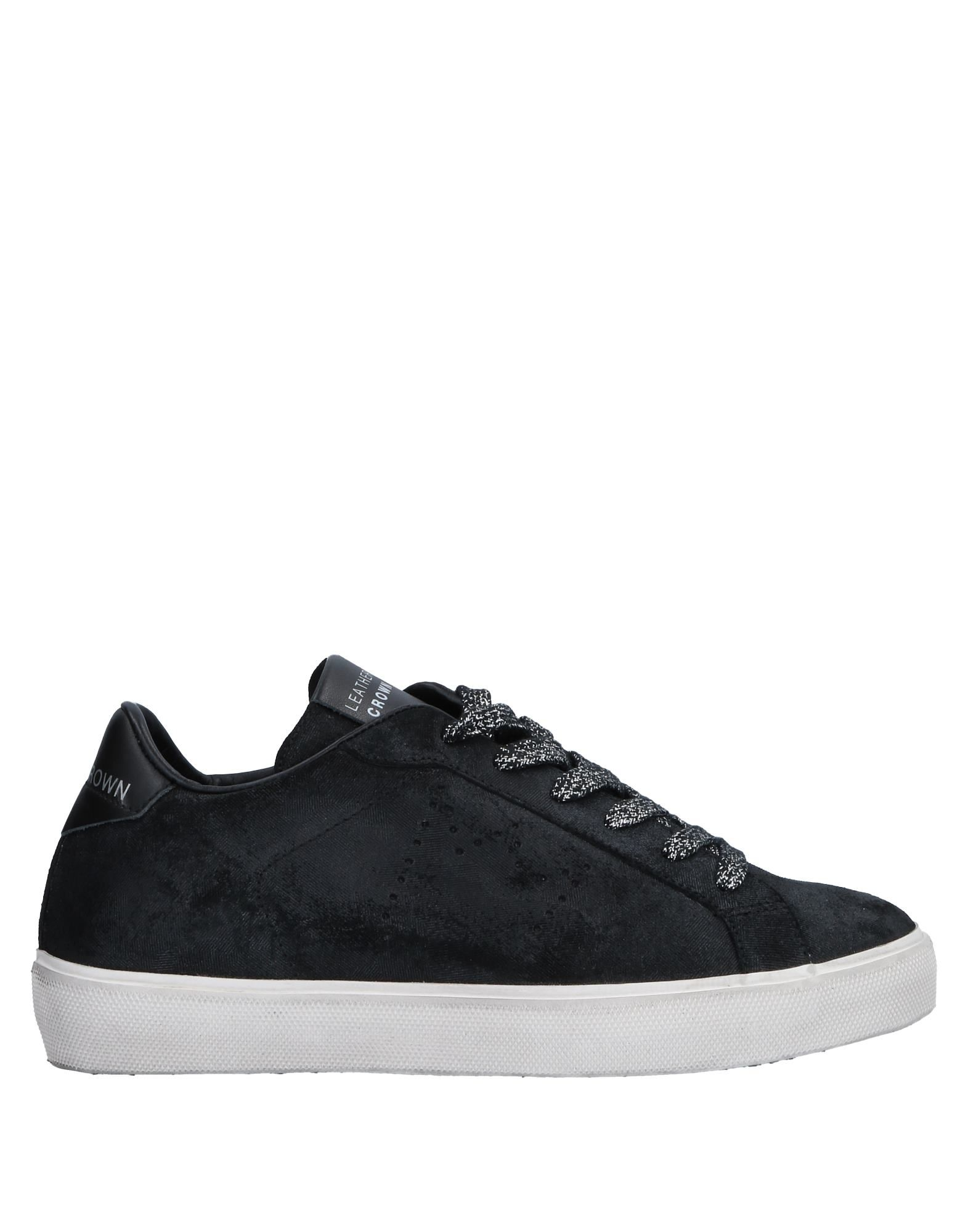 Sneakers Leather Crown Donna - 11531834VA