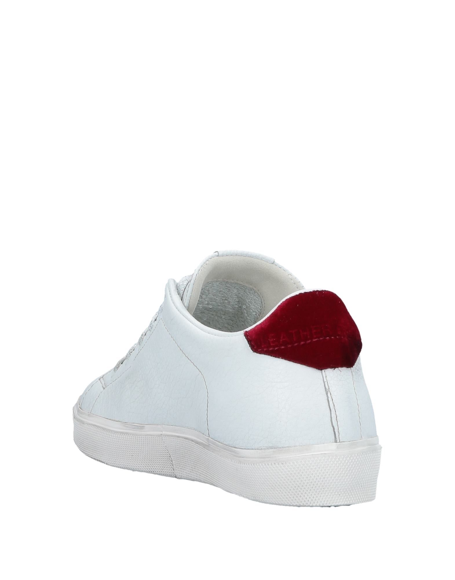 Leather 11531853MS Crown Sneakers Damen  11531853MS Leather 8c45f6