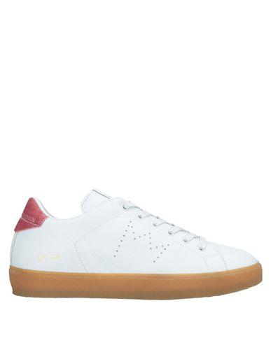 Los y últimos zapatos de hombre y Los mujer Zapatillas Leather Crown Mujer - Zapatillas Leather Crown - 11531896KN Blanco 87ae51