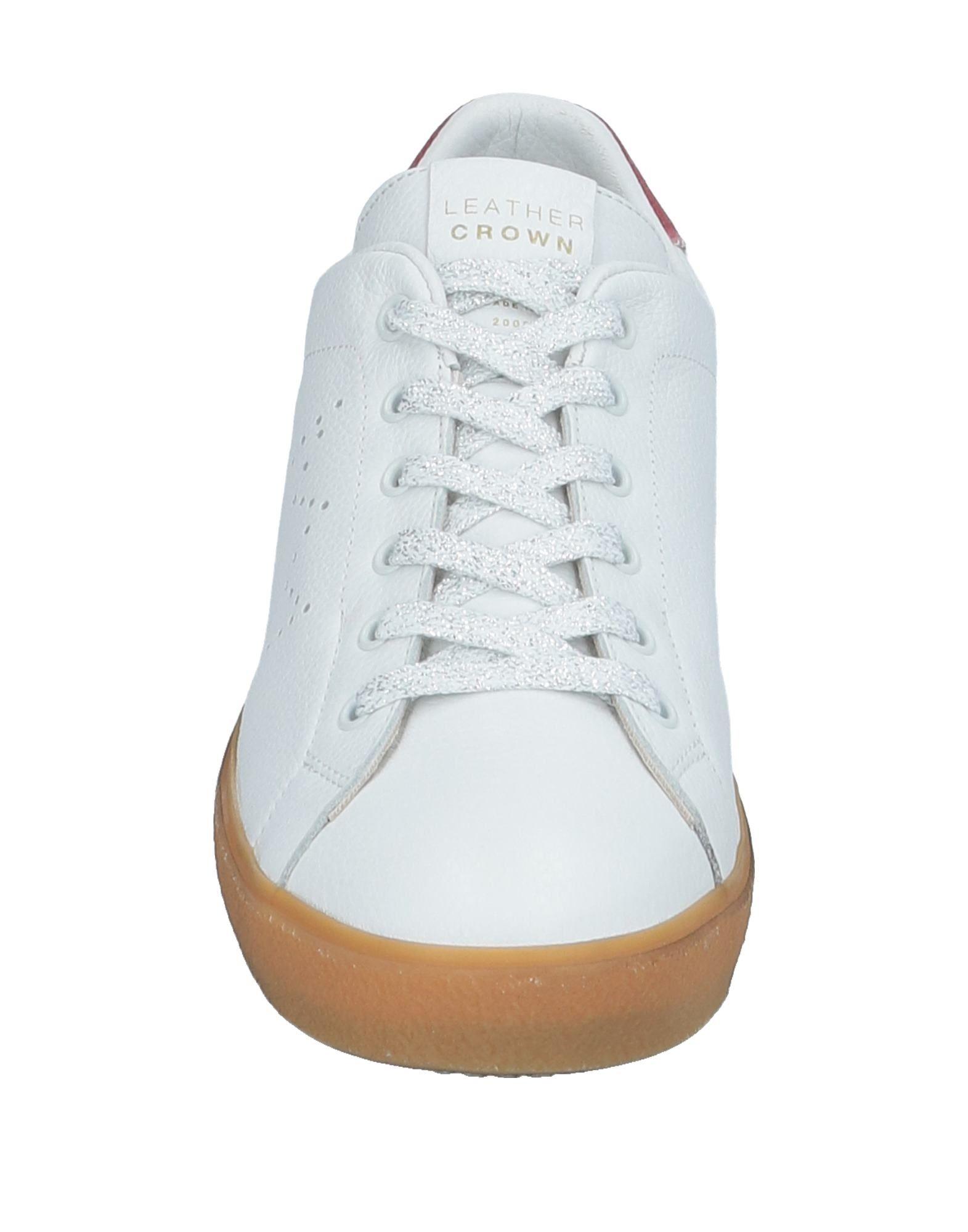 Stilvolle billige Schuhe Leather Crown 11531896KN Sneakers Damen  11531896KN Crown 2a0869