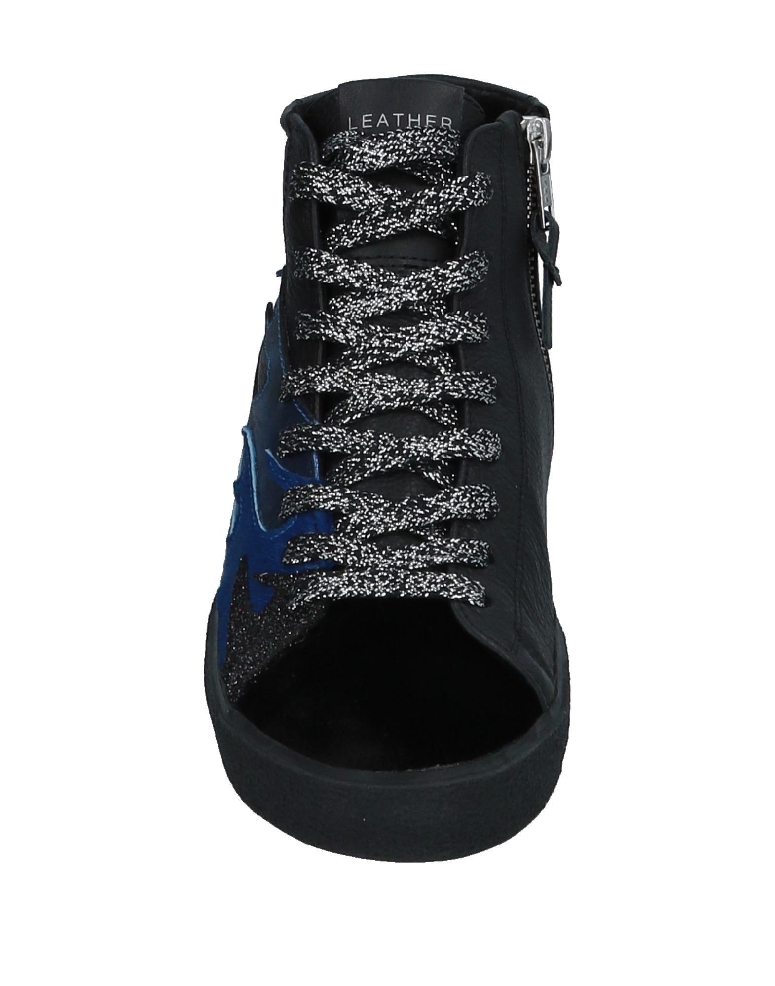 Gut um billige Schuhe zu  tragenLeather Crown Sneakers Damen  zu 11531915LB 0c55a9