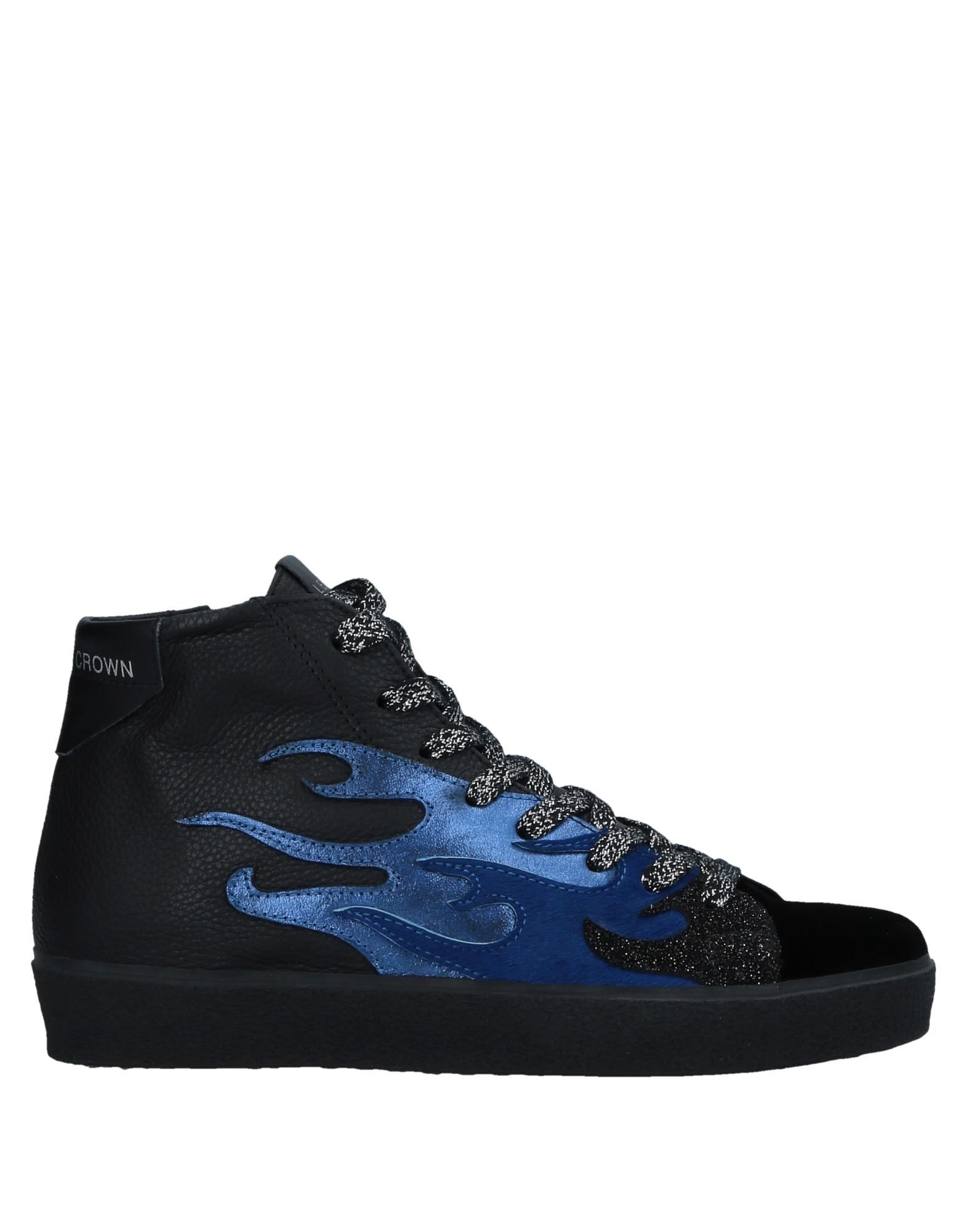 Sneakers Leather Crown Donna - 11531915LB