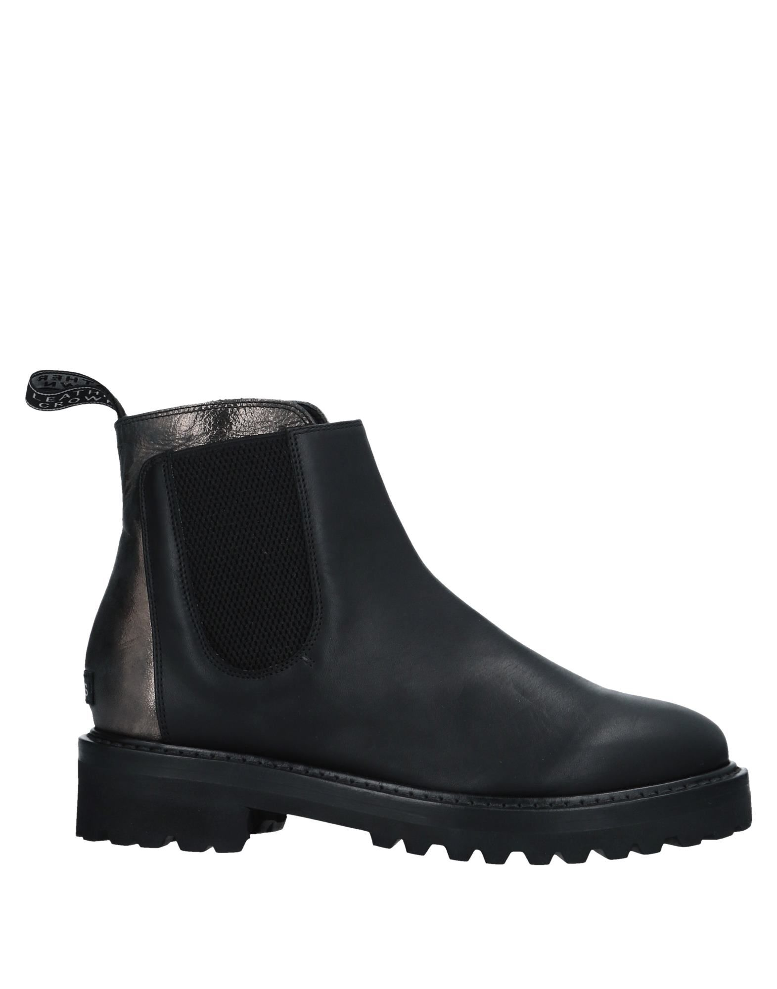 Chelsea Boots Leather Crown Donna - 11531925DM