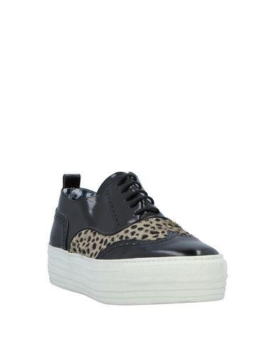 Sneakers Donna Crown Le Scarpe Nero