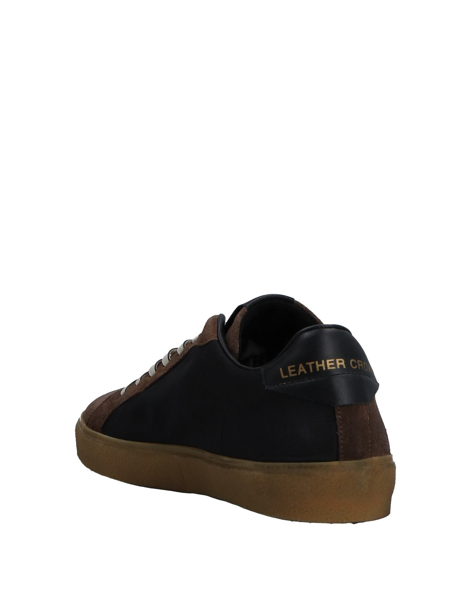 Leather 11531971UK Crown Sneakers Herren  11531971UK Leather 1ed6bd